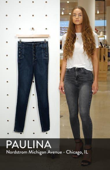 Natasha Sky High High Waist Skinny Jeans, sales video thumbnail