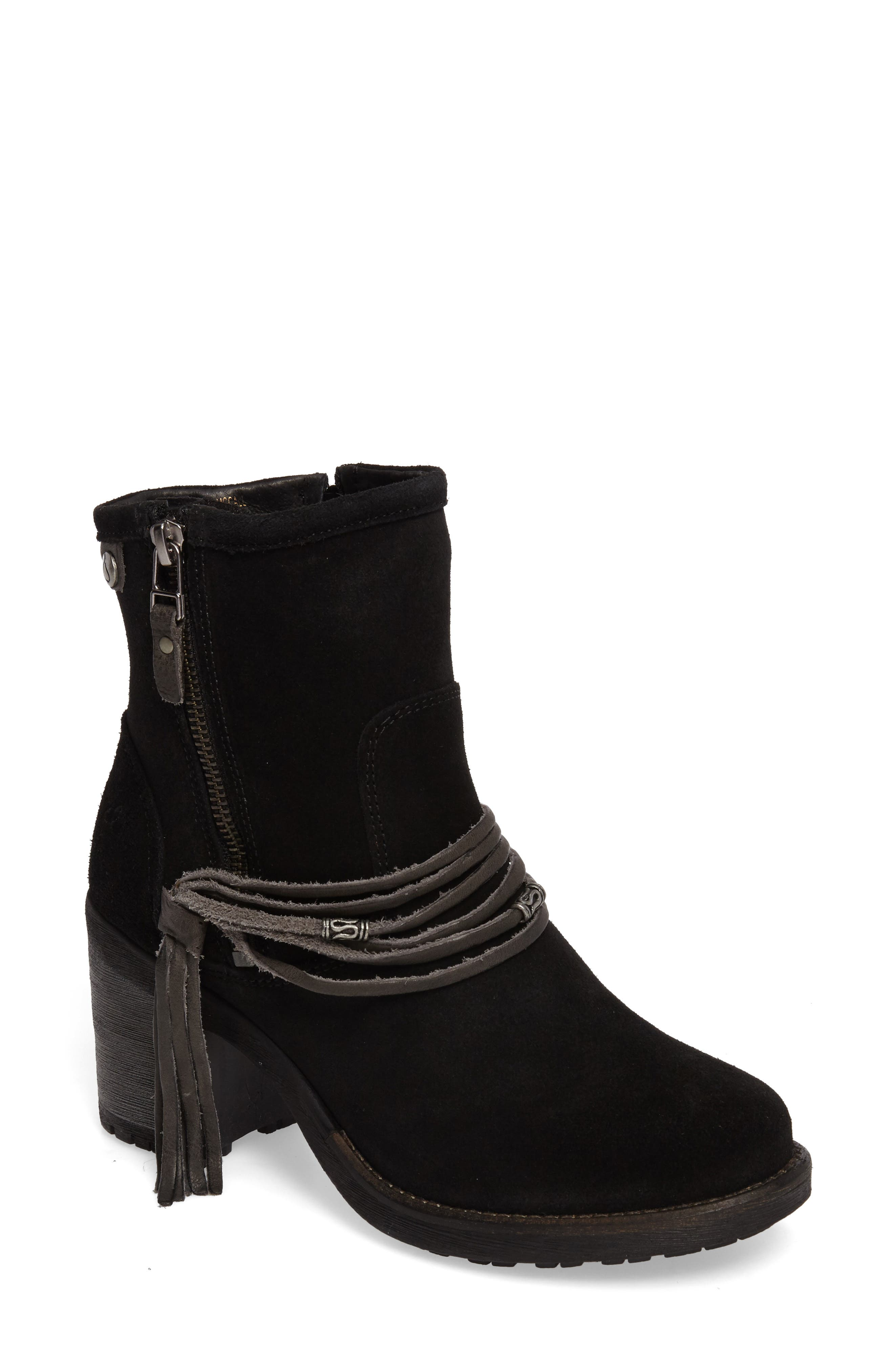McCall Waterproof Boot,                         Main,                         color, 001