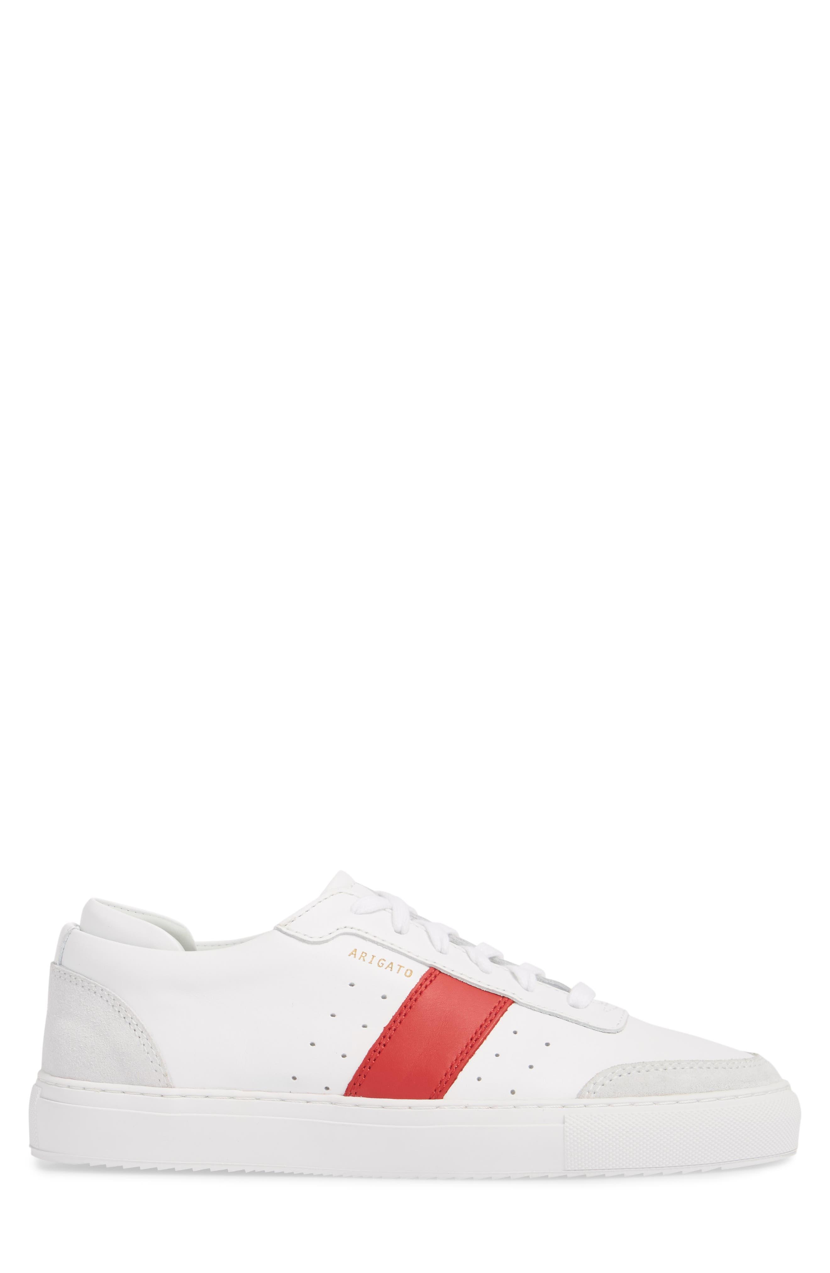 Dunk Striped Sneaker,                             Alternate thumbnail 3, color,