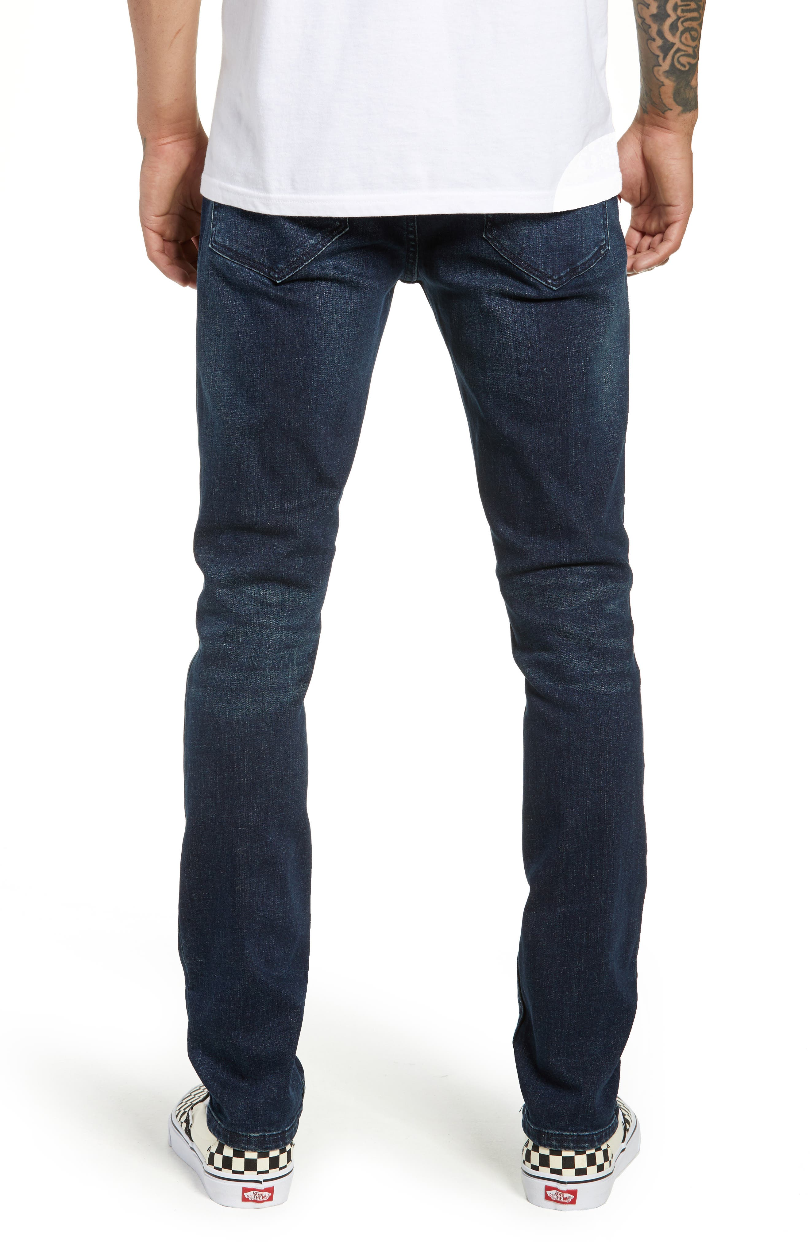 Horatio Skinny Fit Jeans,                             Alternate thumbnail 2, color,                             425