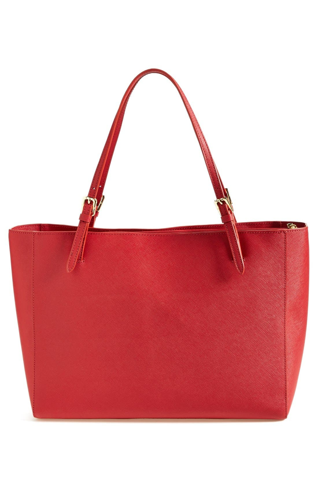 'York' Buckle Tote,                             Alternate thumbnail 76, color,