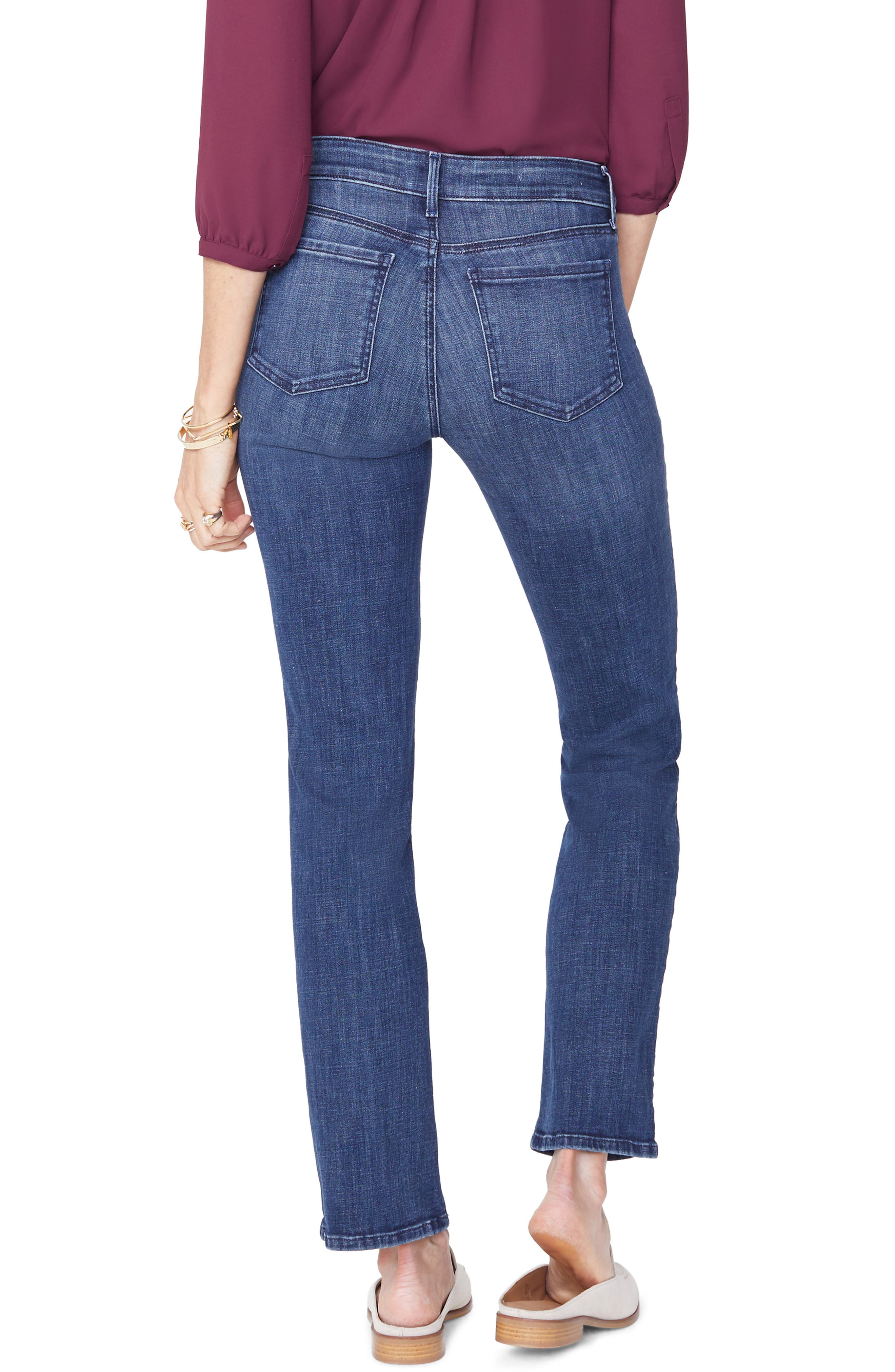 Marilyn Straight Leg Jeans,                             Alternate thumbnail 2, color,                             LUPINE
