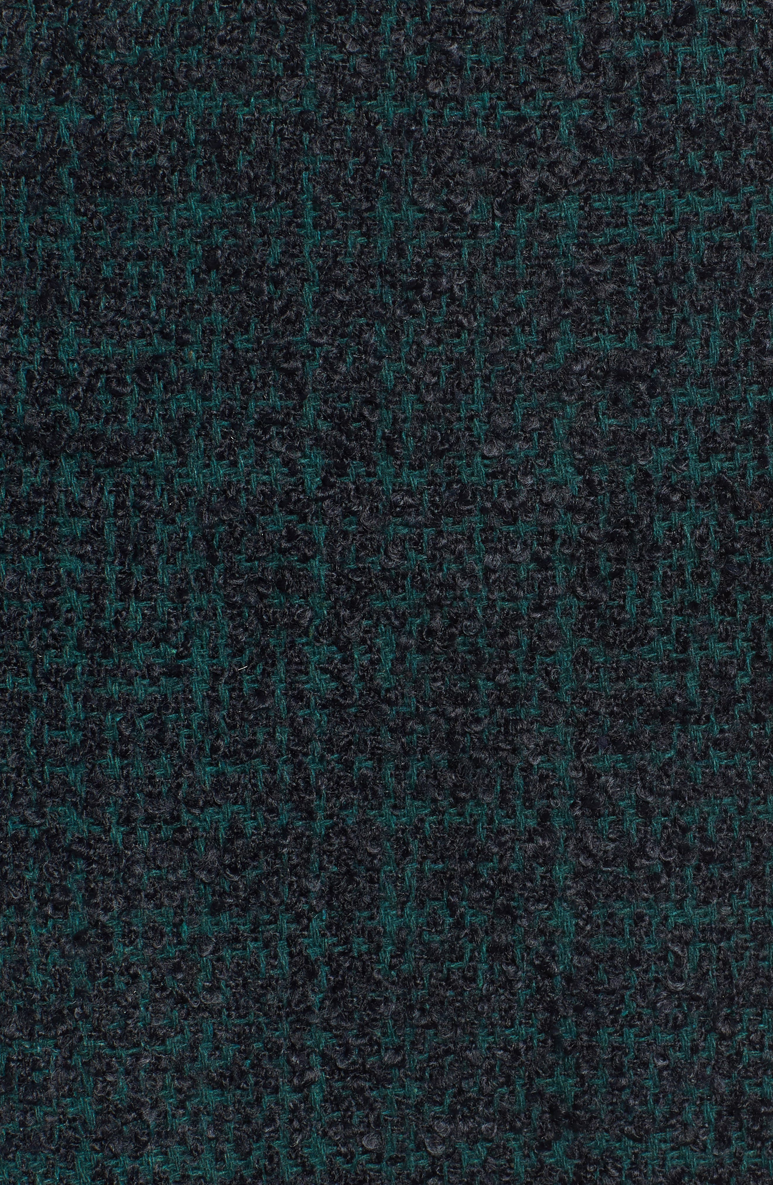 Tweed Miniskirt,                             Alternate thumbnail 5, color,                             021