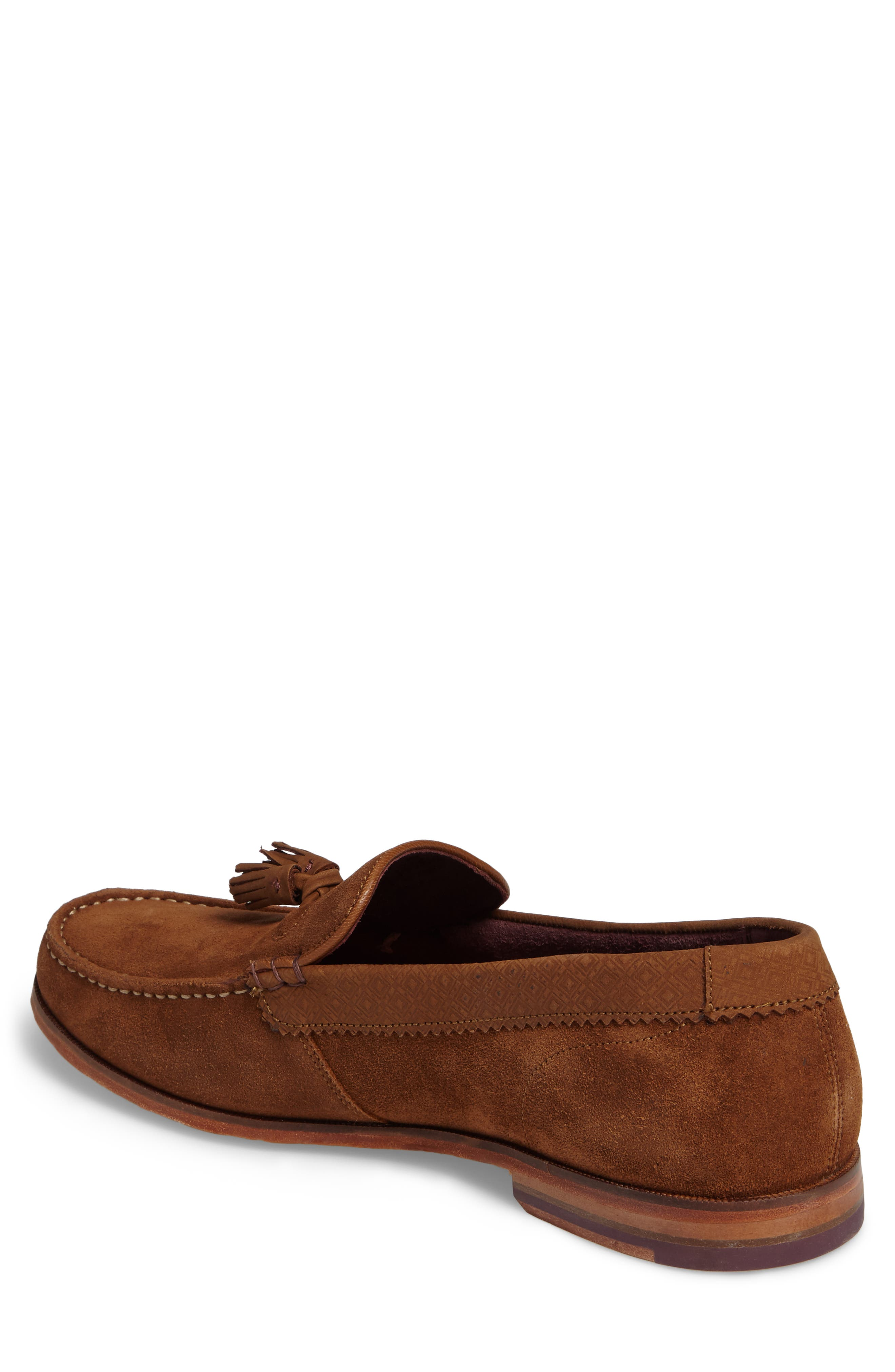 Dougge Tassel Loafer,                             Alternate thumbnail 8, color,