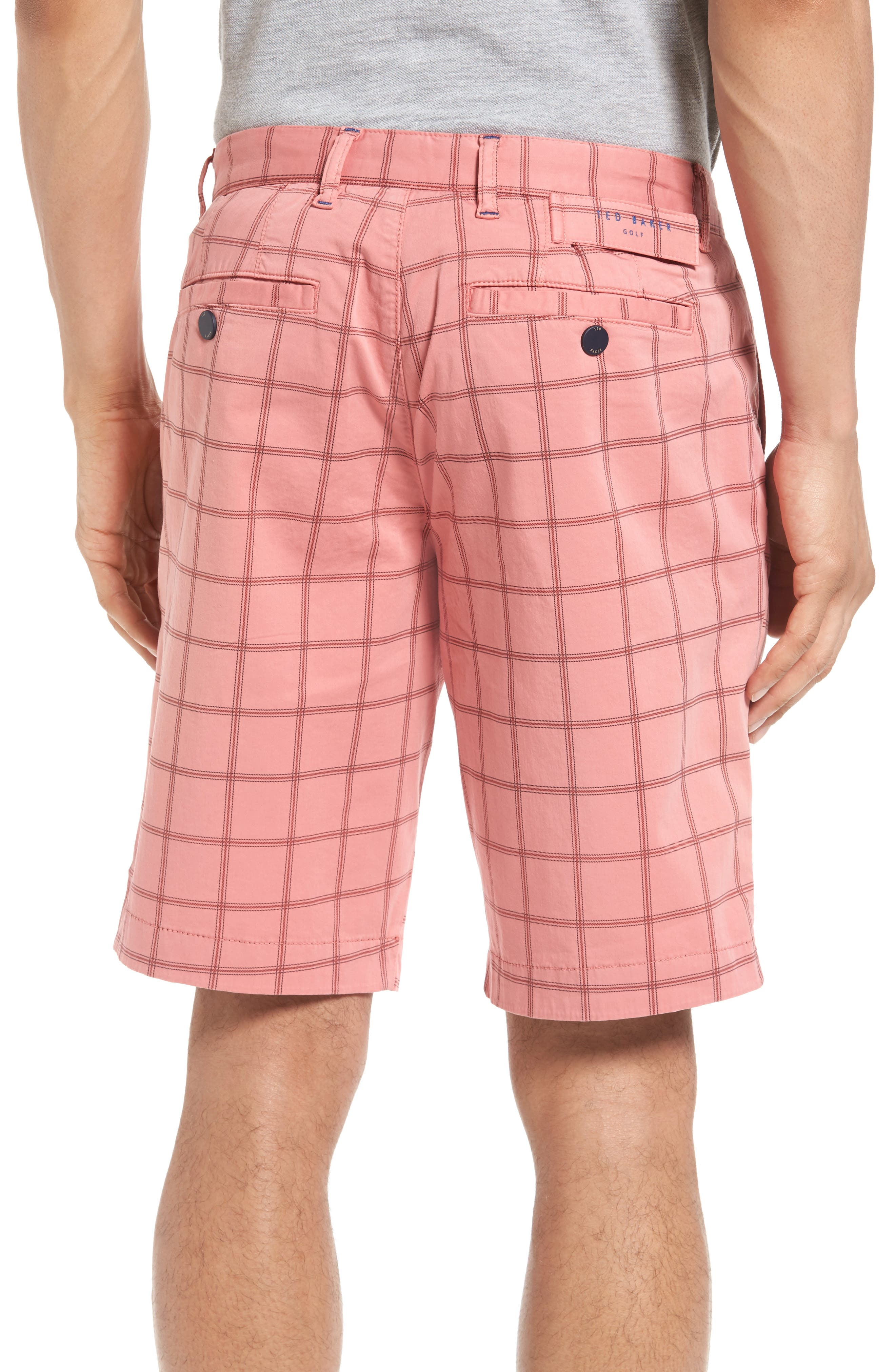 Golfshr Print Golf Shorts,                             Alternate thumbnail 6, color,