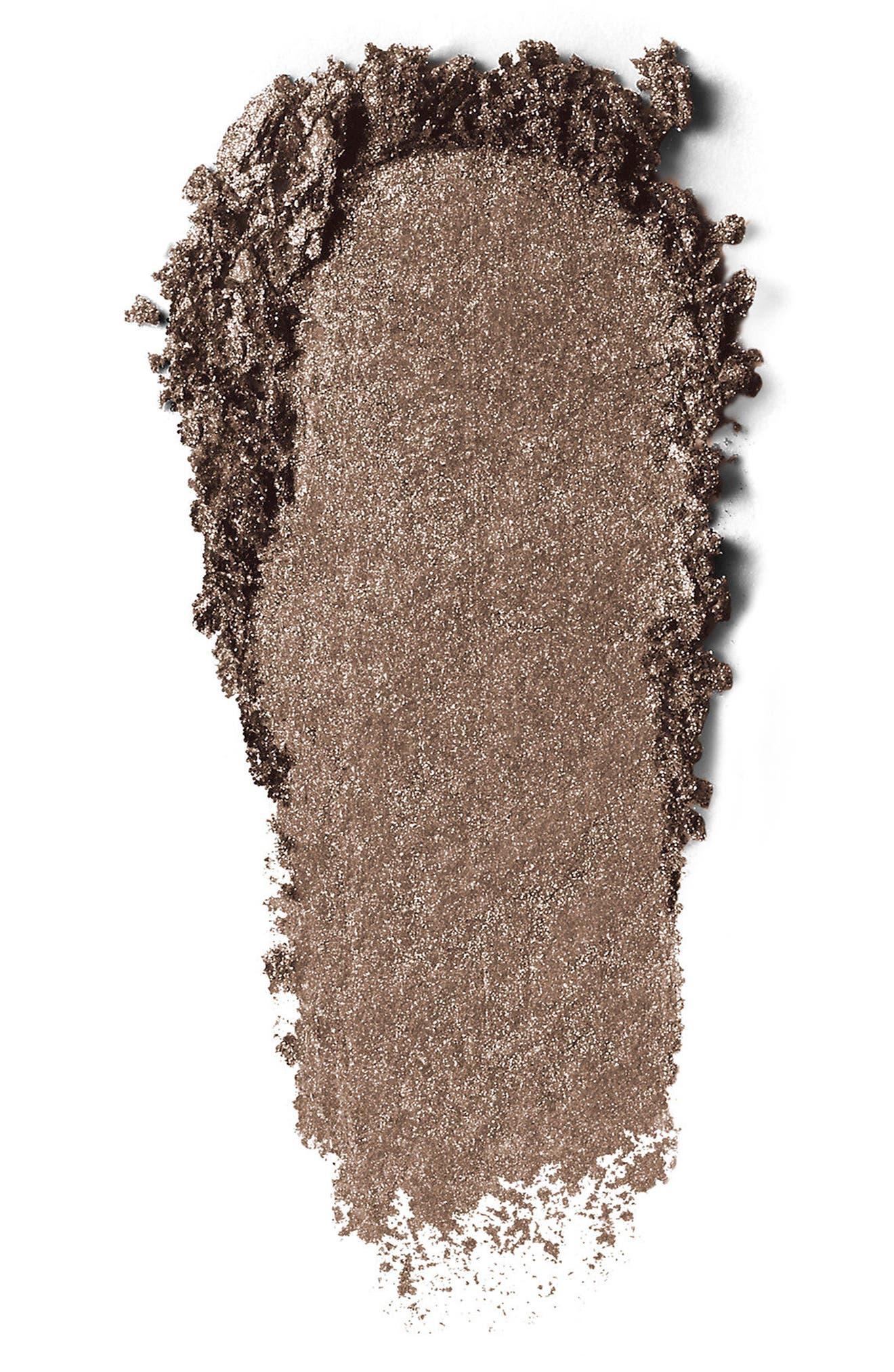 BOBBI BROWN,                             Metallic Eyeshadow,                             Alternate thumbnail 2, color,                             BURNT SUGAR