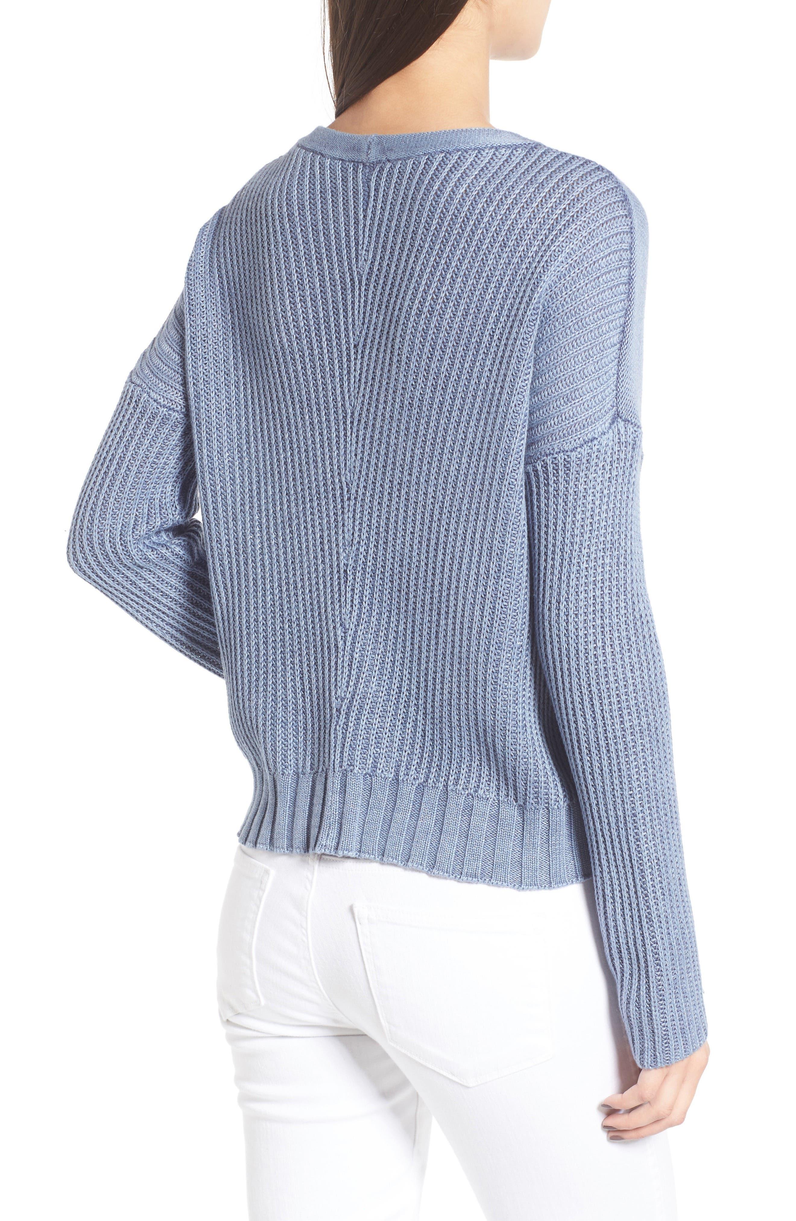 Elsa Sweater,                             Alternate thumbnail 2, color,                             490