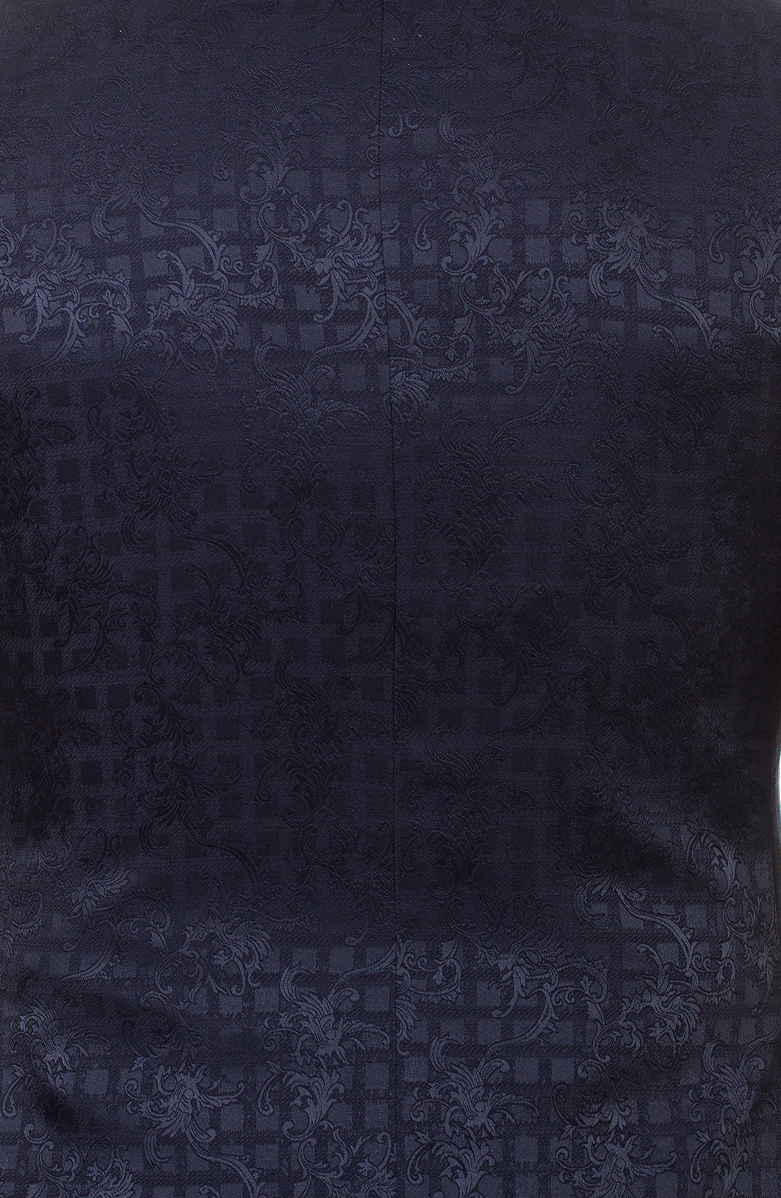 Socrate Cabriole Sport Coat,                             Alternate thumbnail 4, color,                             BLACK