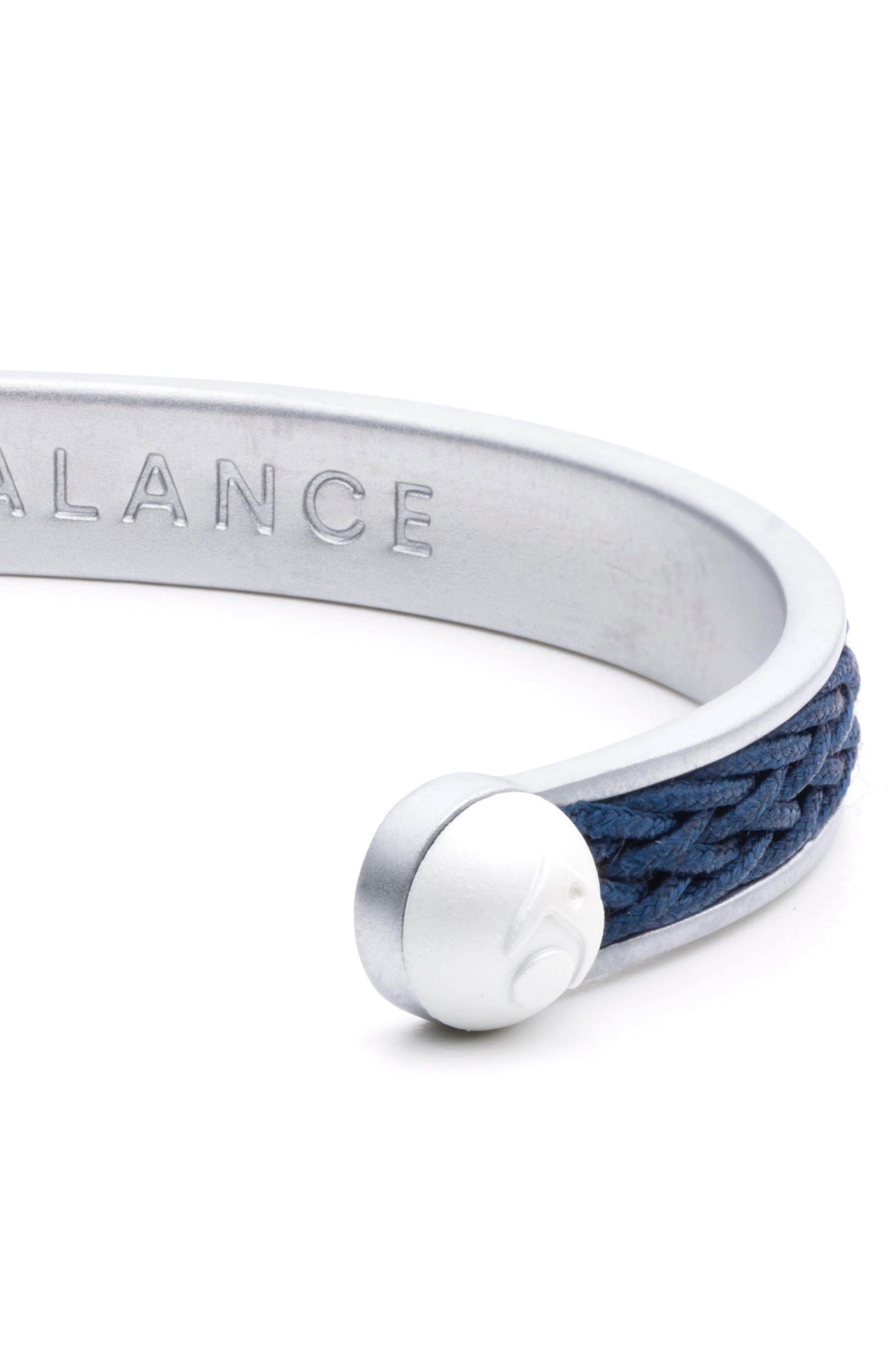 Braided Cuff Bracelet,                             Alternate thumbnail 10, color,