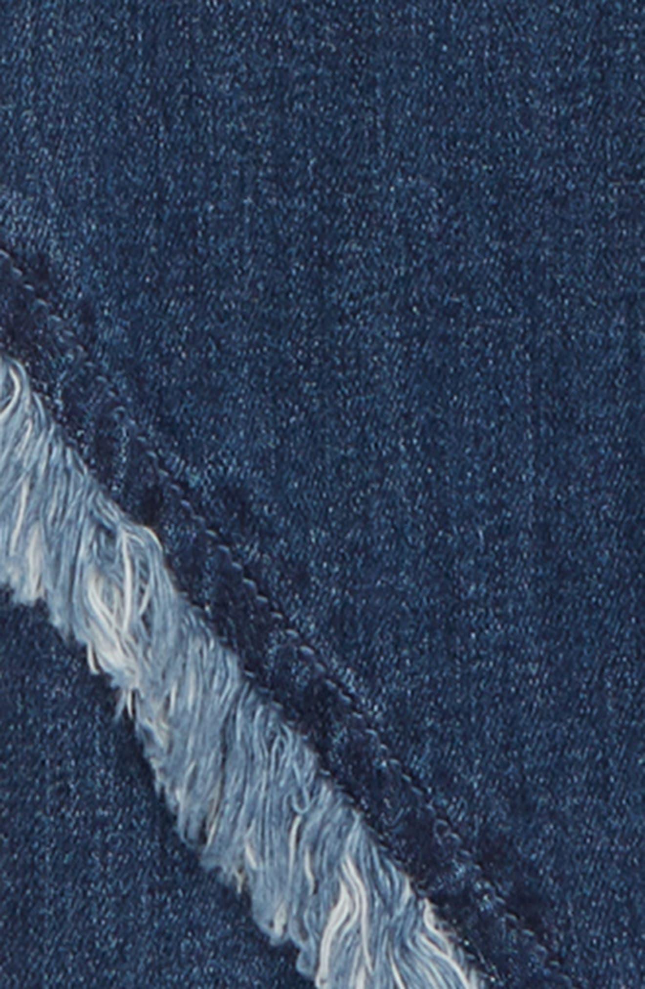 The Jessa Tulip Hem Ankle Jeans,                             Alternate thumbnail 3, color,                             VINTAGE SKY