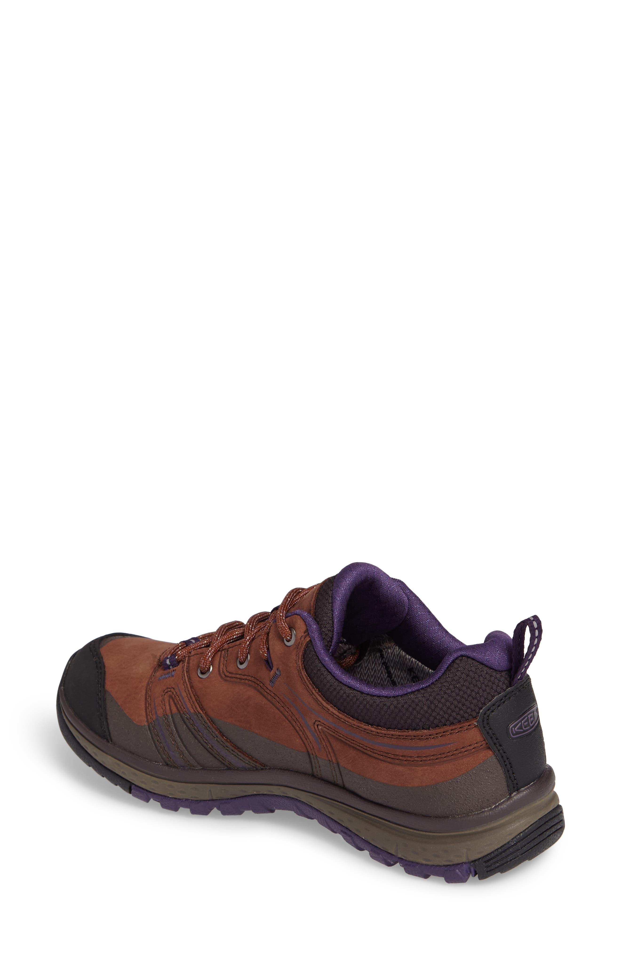 Terradora Waterproof Hiking Shoe,                             Alternate thumbnail 6, color,