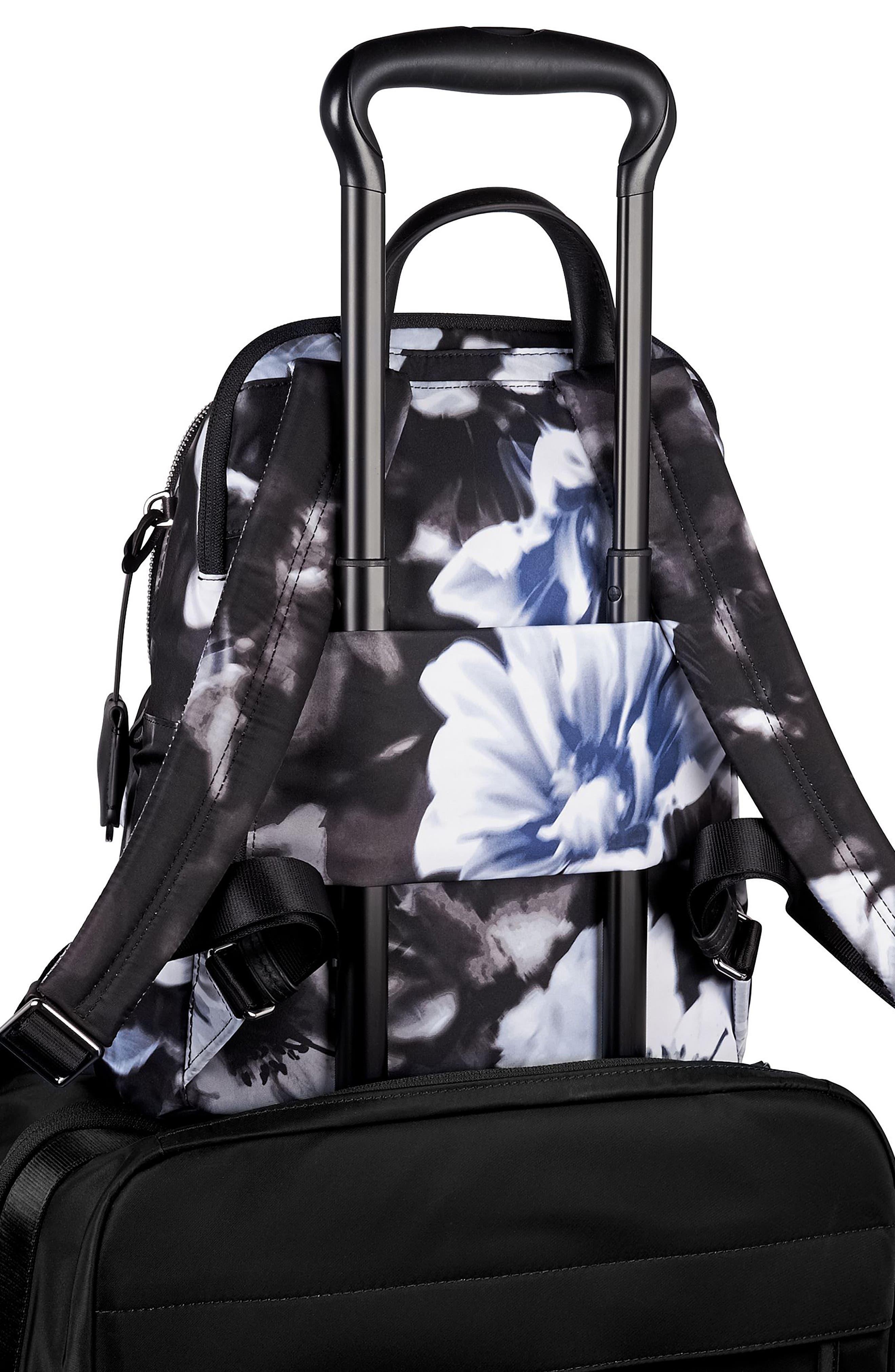 Voyageur - Dori Nylon Backpack,                             Alternate thumbnail 6, color,                             002