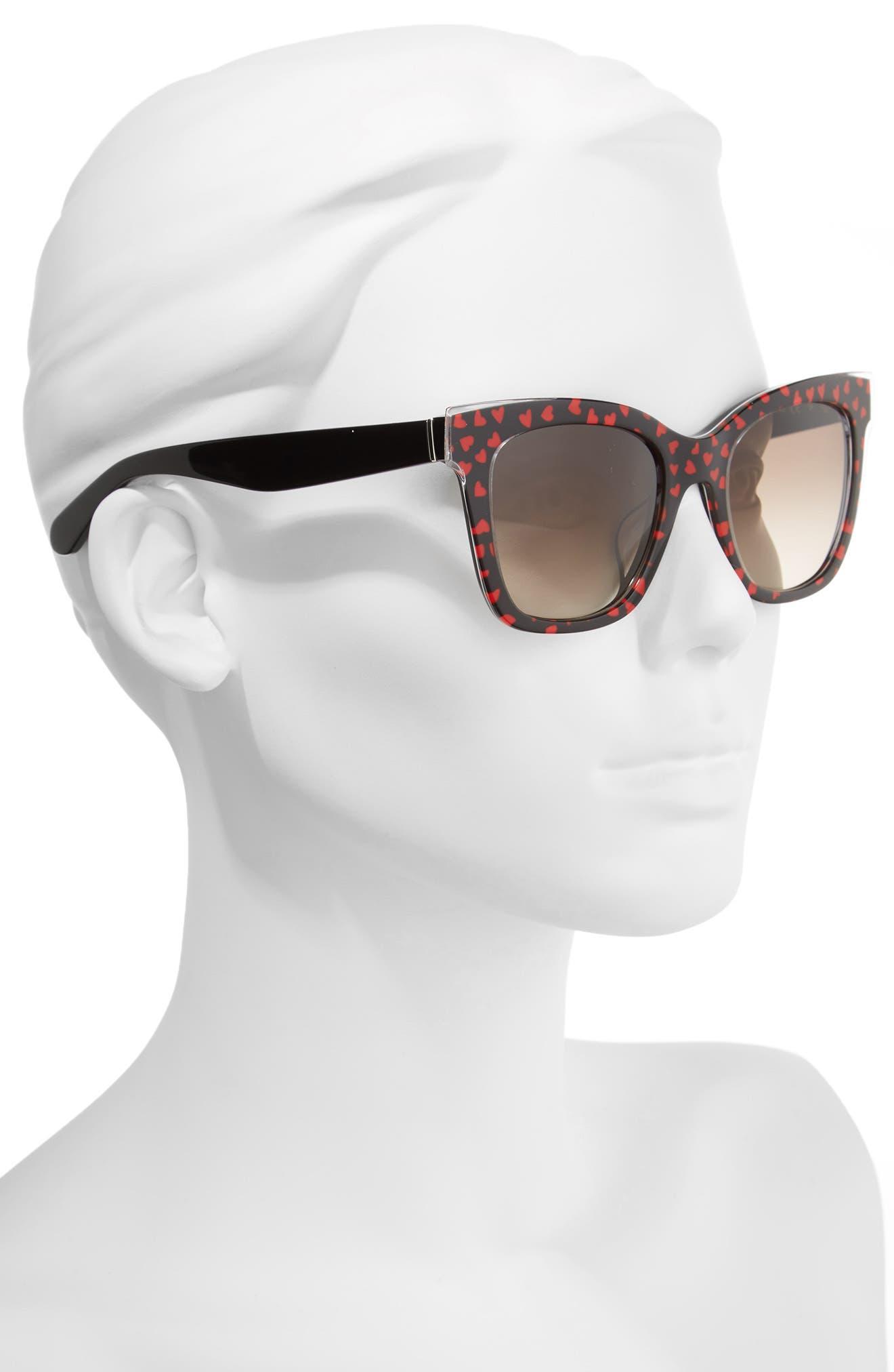 emmylou 51mm sunglasses,                             Alternate thumbnail 2, color,                             002