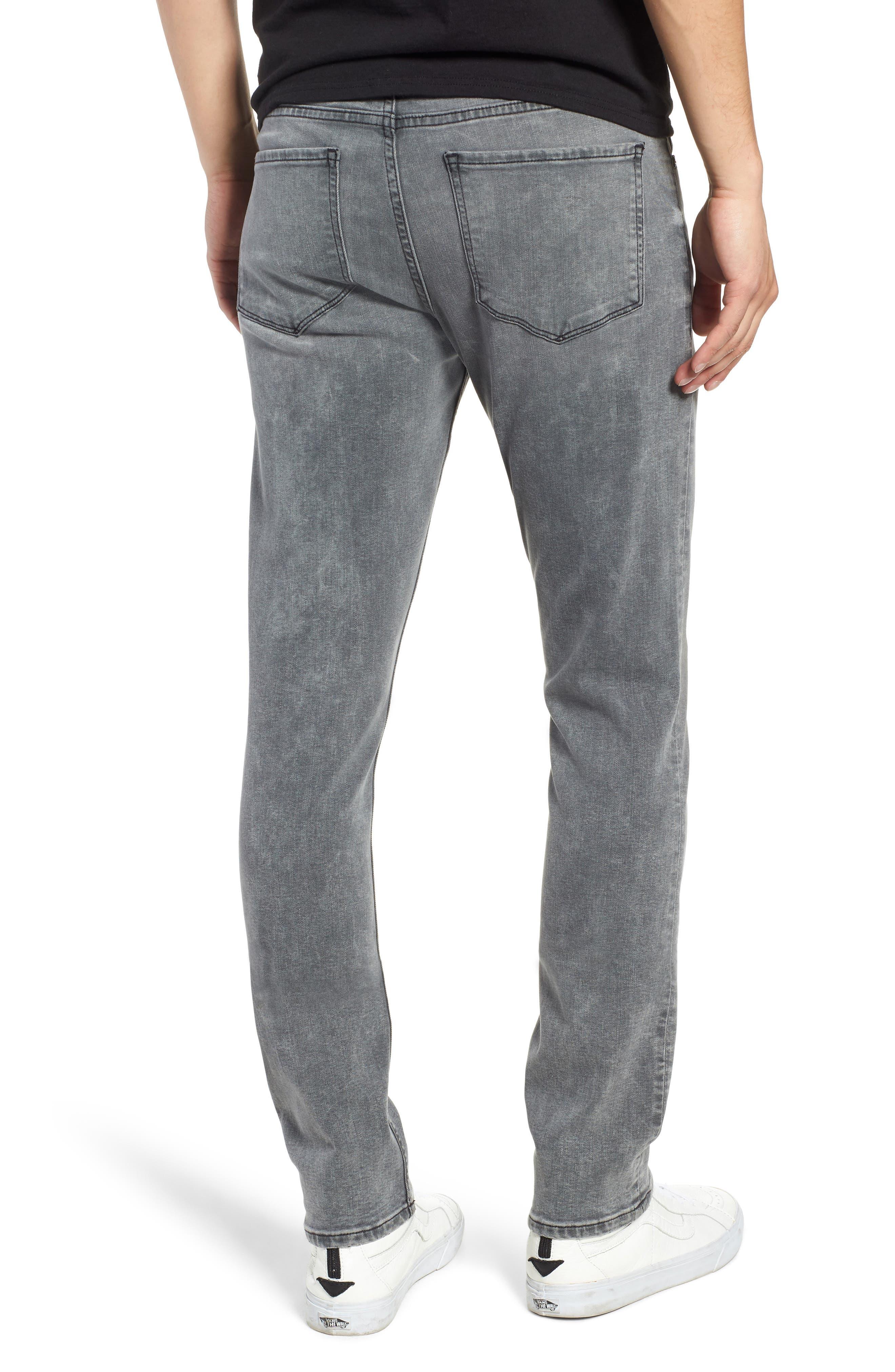 Lennox Slim Fit Jeans,                             Alternate thumbnail 2, color,                             020
