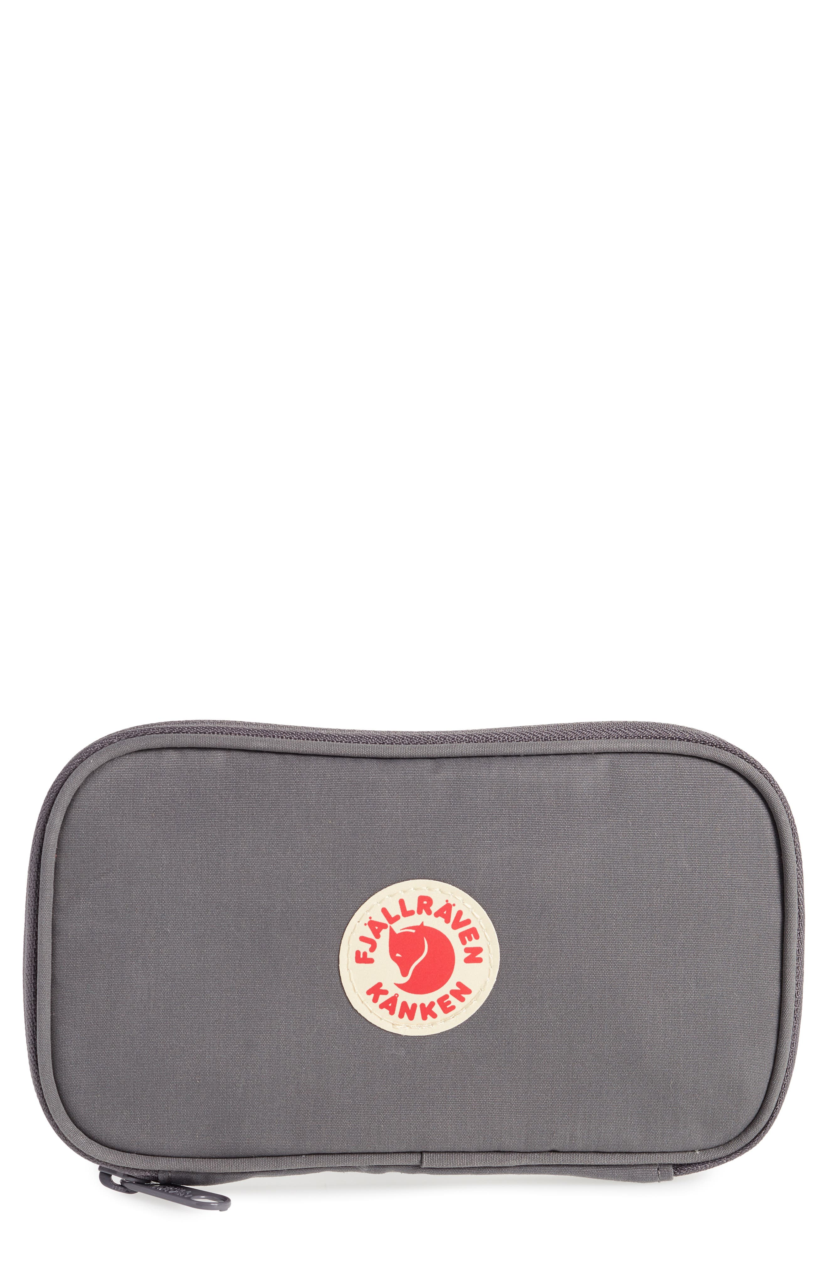 Kånken Wallet, Main, color, SUPER GREY