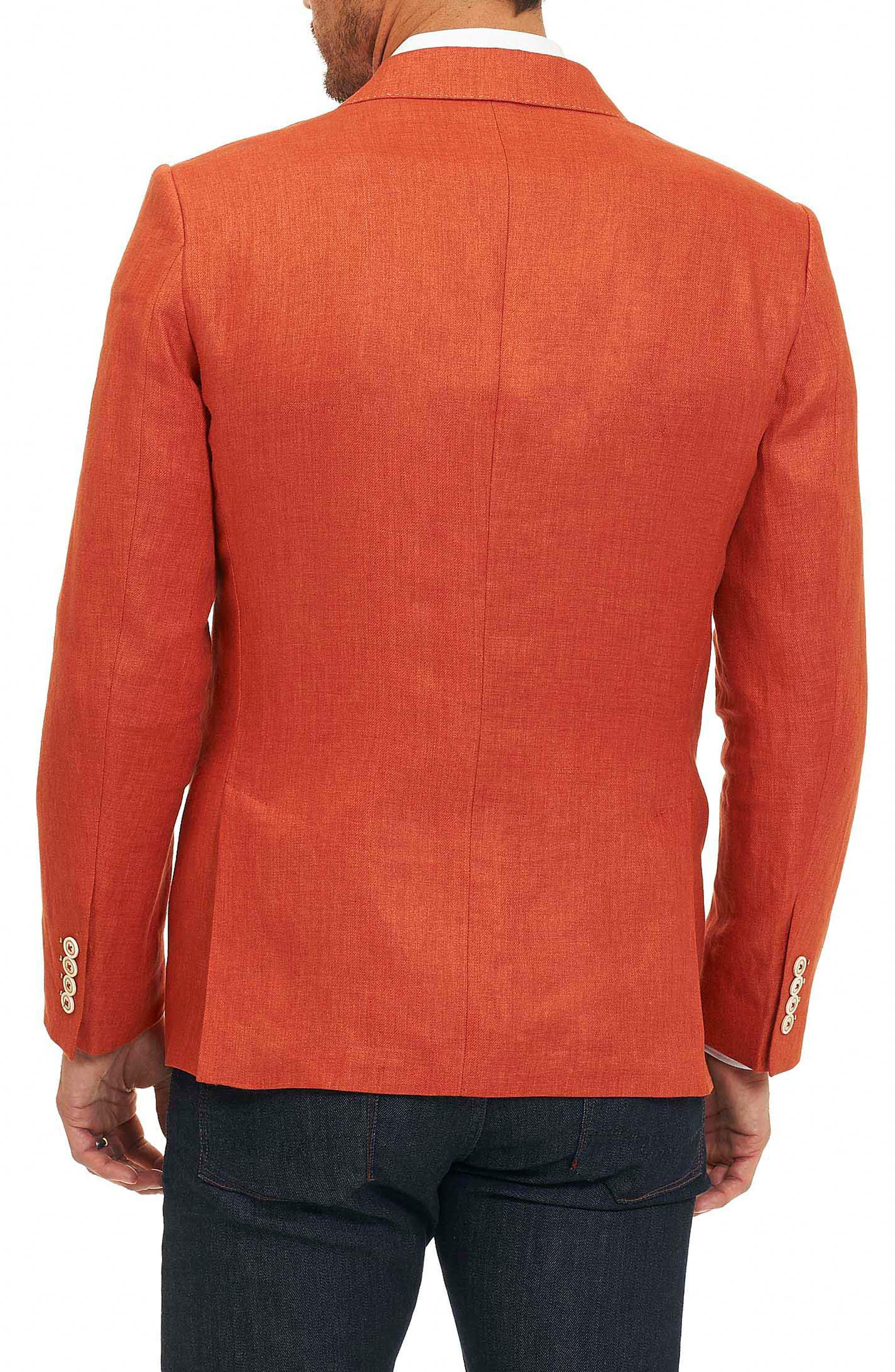 Papua Linen Sport Coat,                             Alternate thumbnail 2, color,
