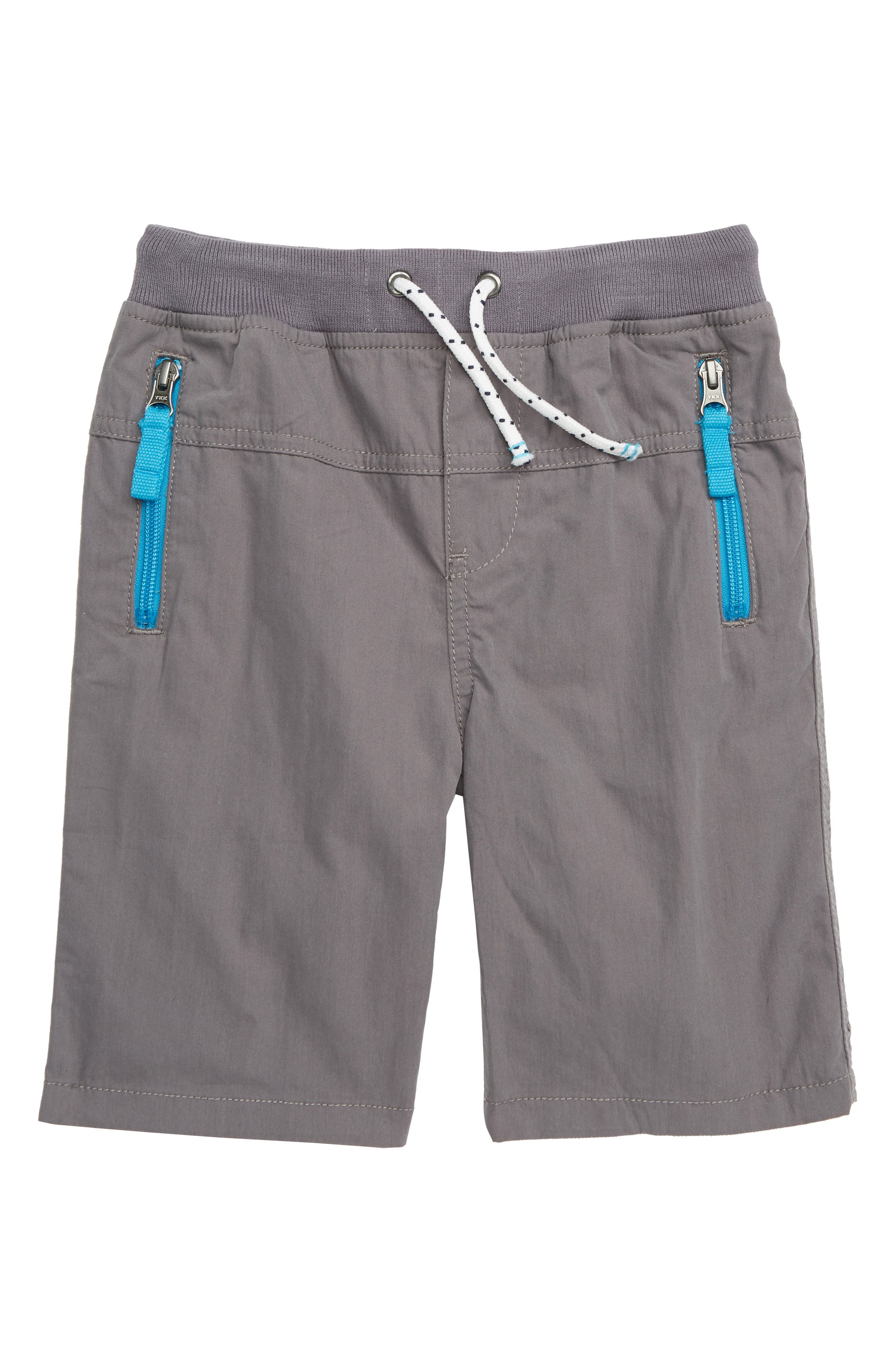 Adventure Shorts, Main, color, PEWTER GREY