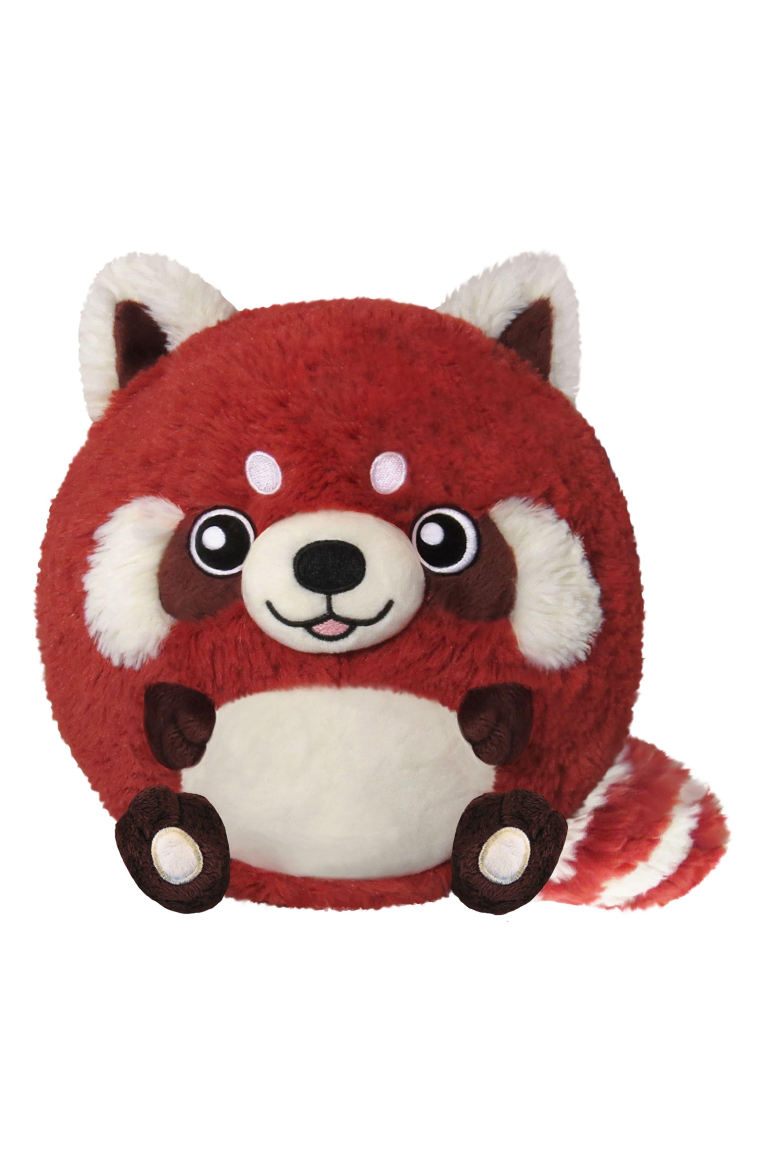 Squishable Mini Red Panda Stuffed Animal Nordstrom