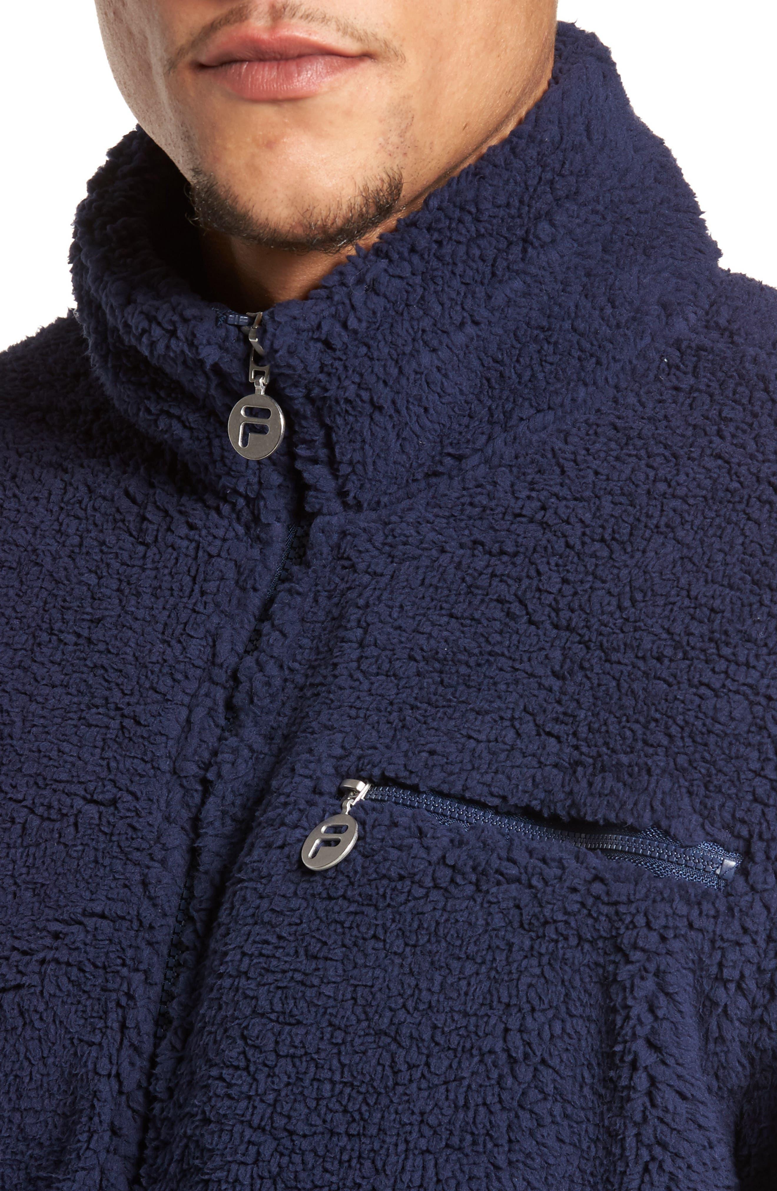 Finlay Fleece Jacket,                             Alternate thumbnail 8, color,
