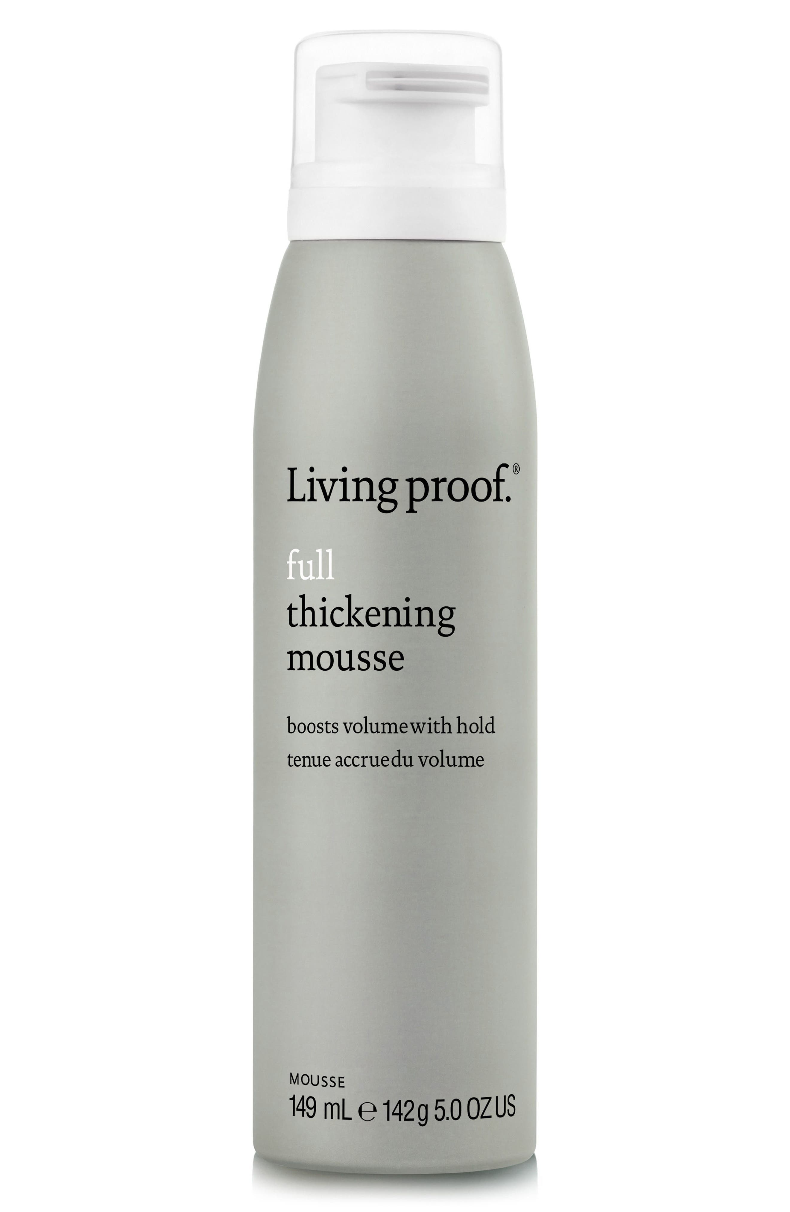 Full Thickening Mousse,                             Alternate thumbnail 2, color,                             NO COLOR