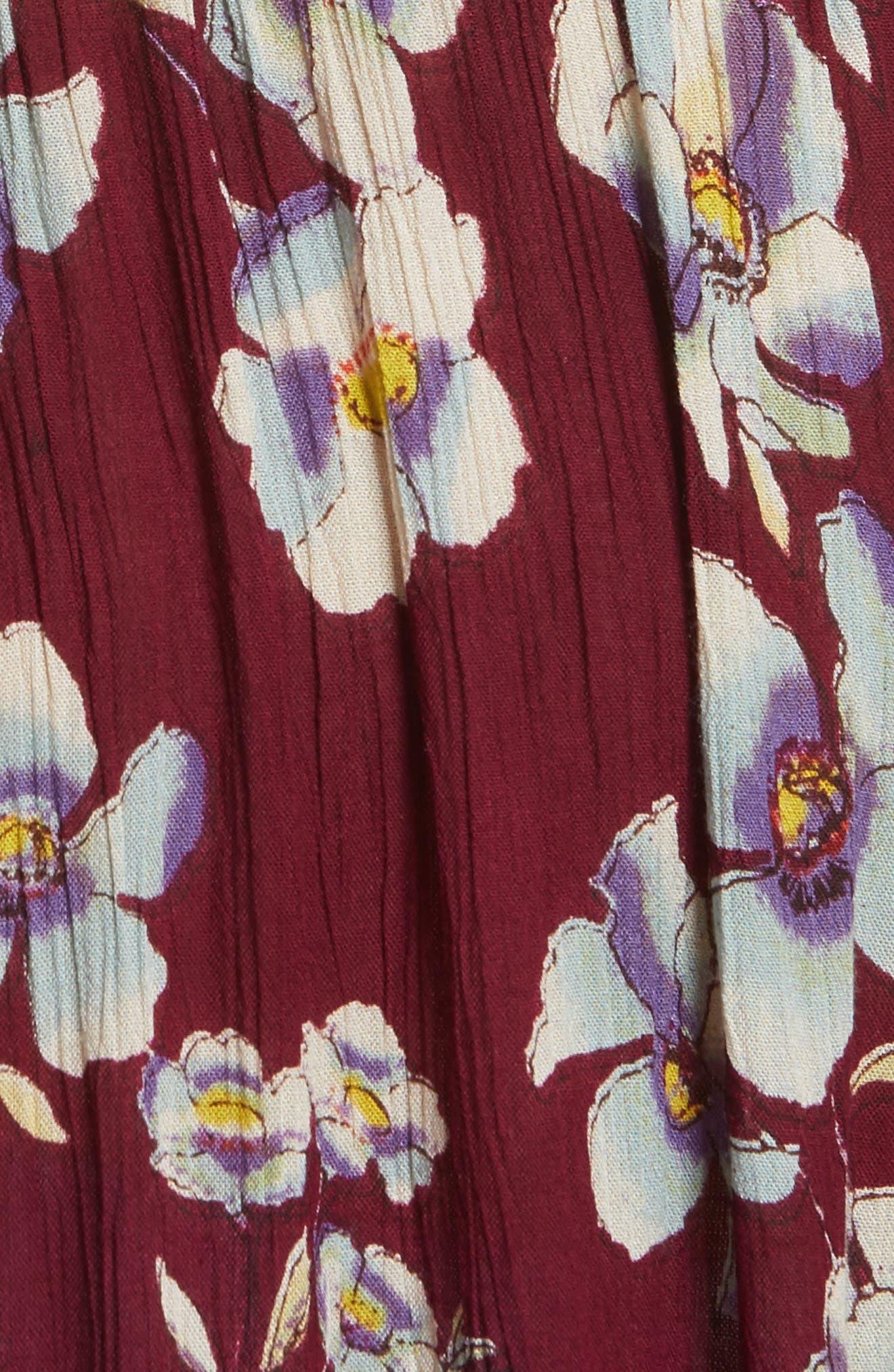 Garden Party Maxi Dress,                             Alternate thumbnail 38, color,