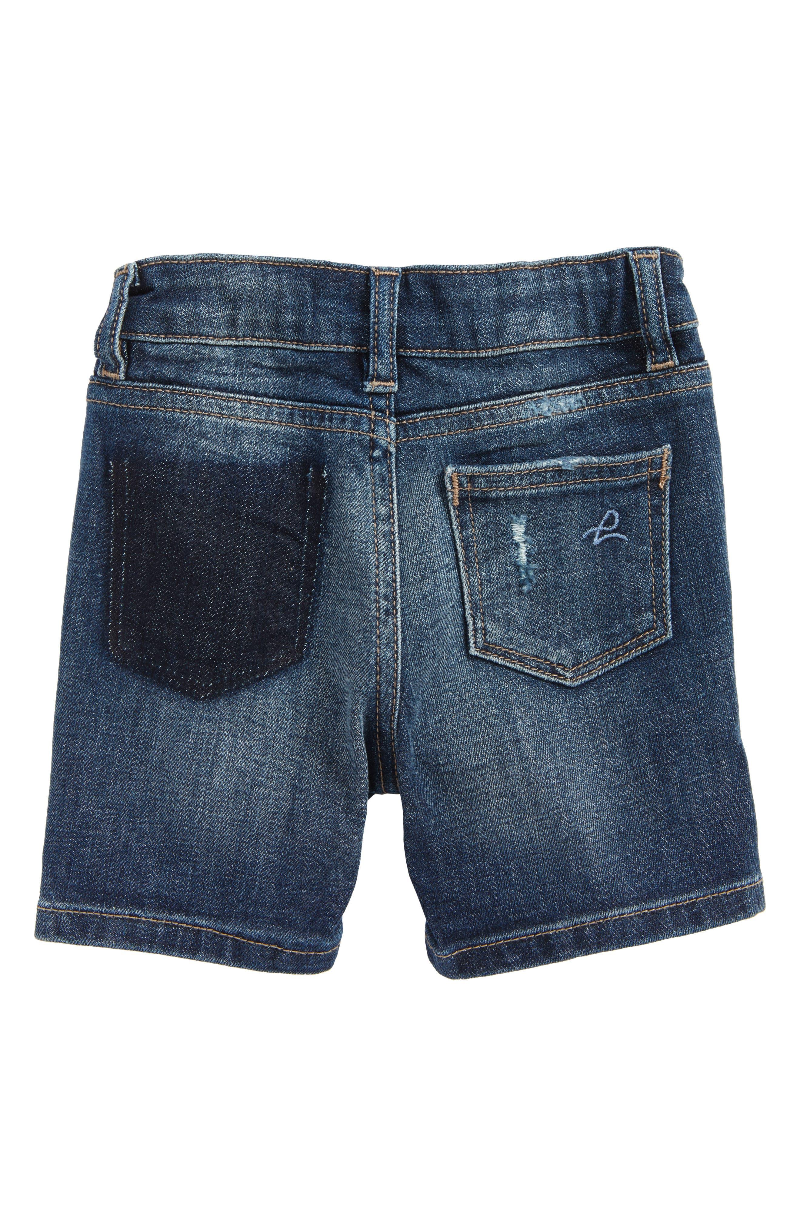 DL1961,                             Kaley Denim Shorts,                             Alternate thumbnail 2, color,                             405