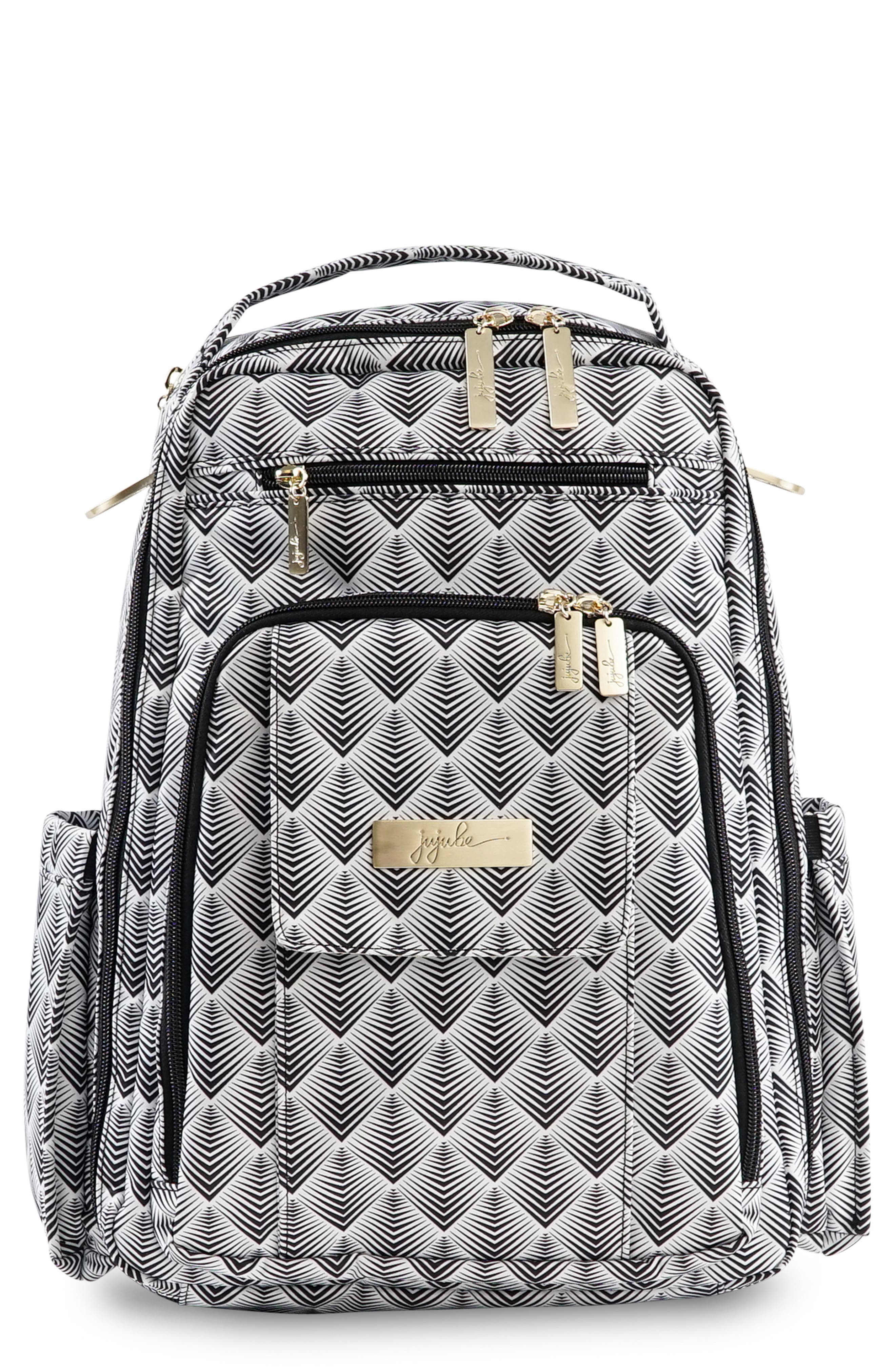 'Legacy - Be Right Back' Diaper Backpack,                             Main thumbnail 1, color,                             THE CLEOPATRA