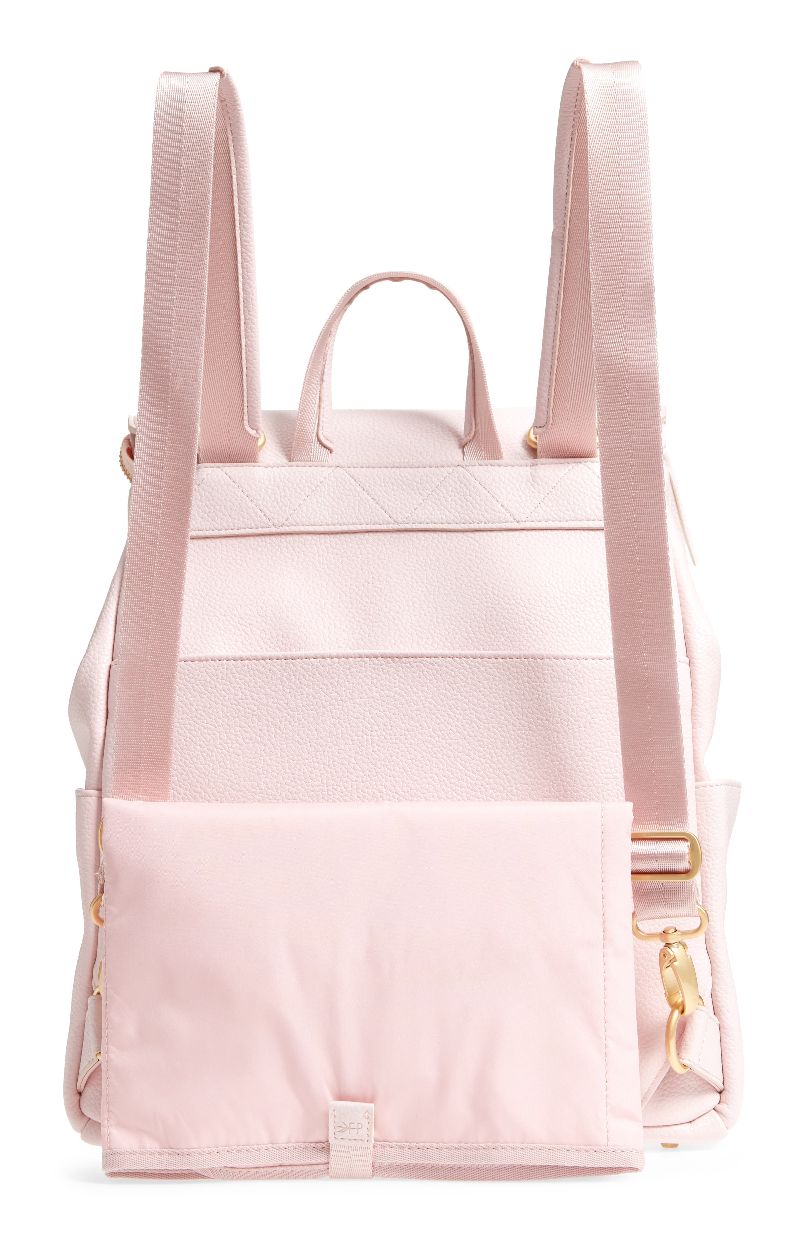 Convertible Diaper Backpack,                             Alternate thumbnail 18, color,
