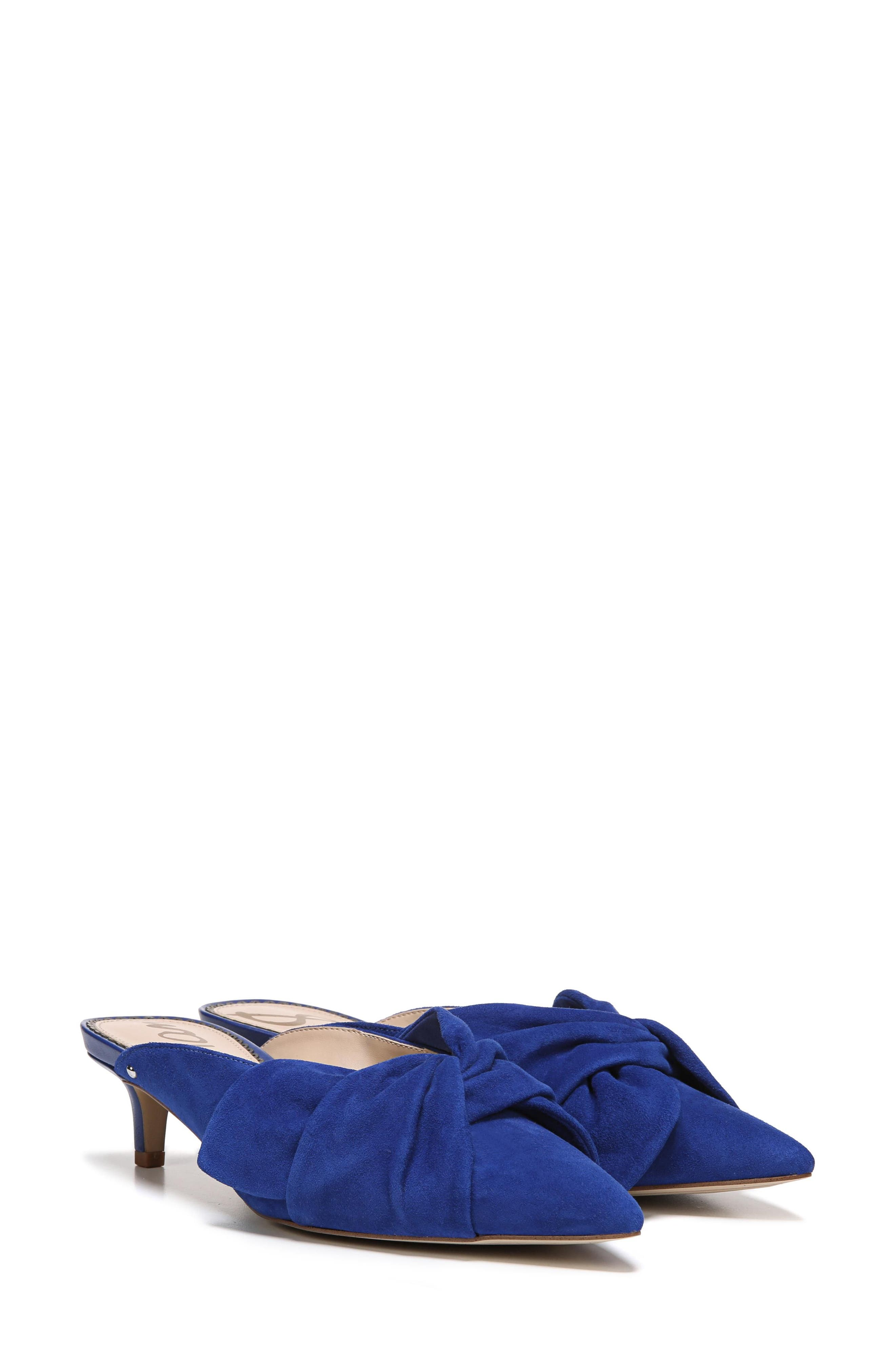 Laney Pointy Toe Mule,                             Alternate thumbnail 40, color,
