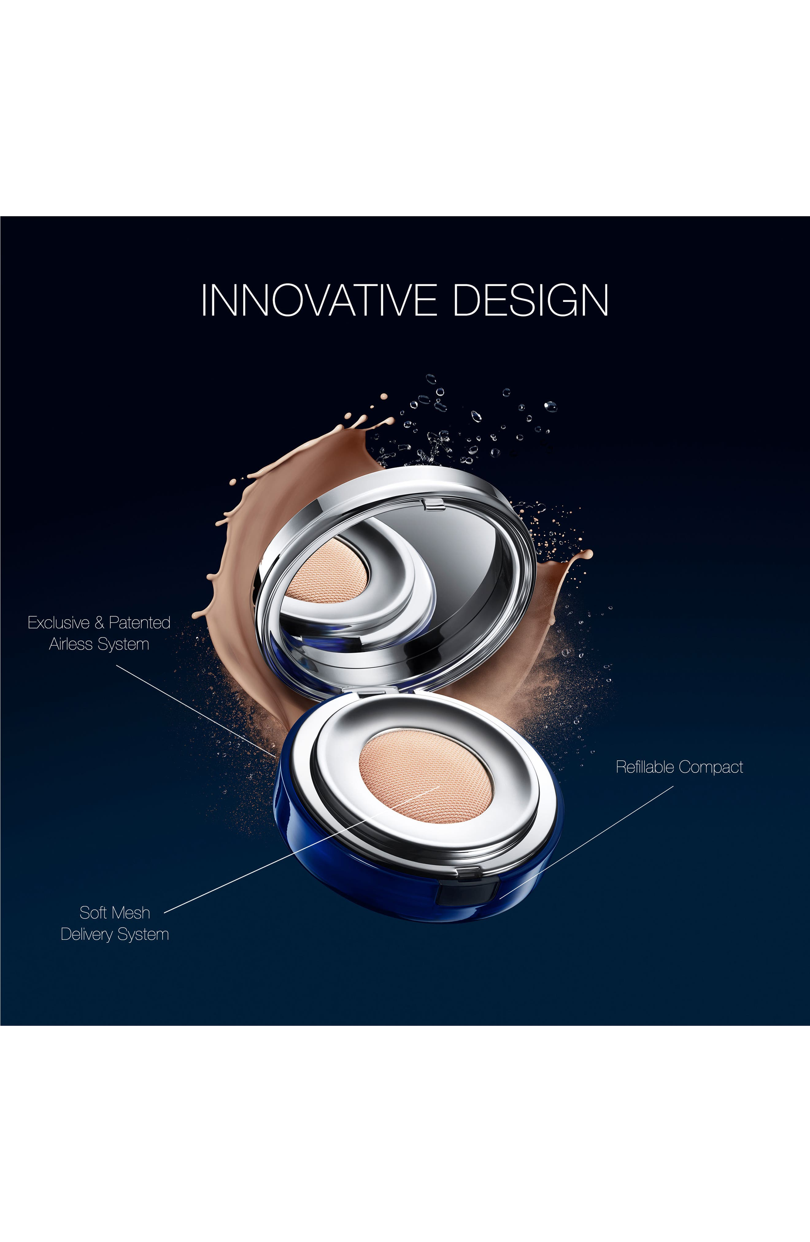 LA PRAIRIE,                             Skin Caviar Essence-in-Foundation SPF 25,                             Alternate thumbnail 3, color,                             N20 PURE IVORY