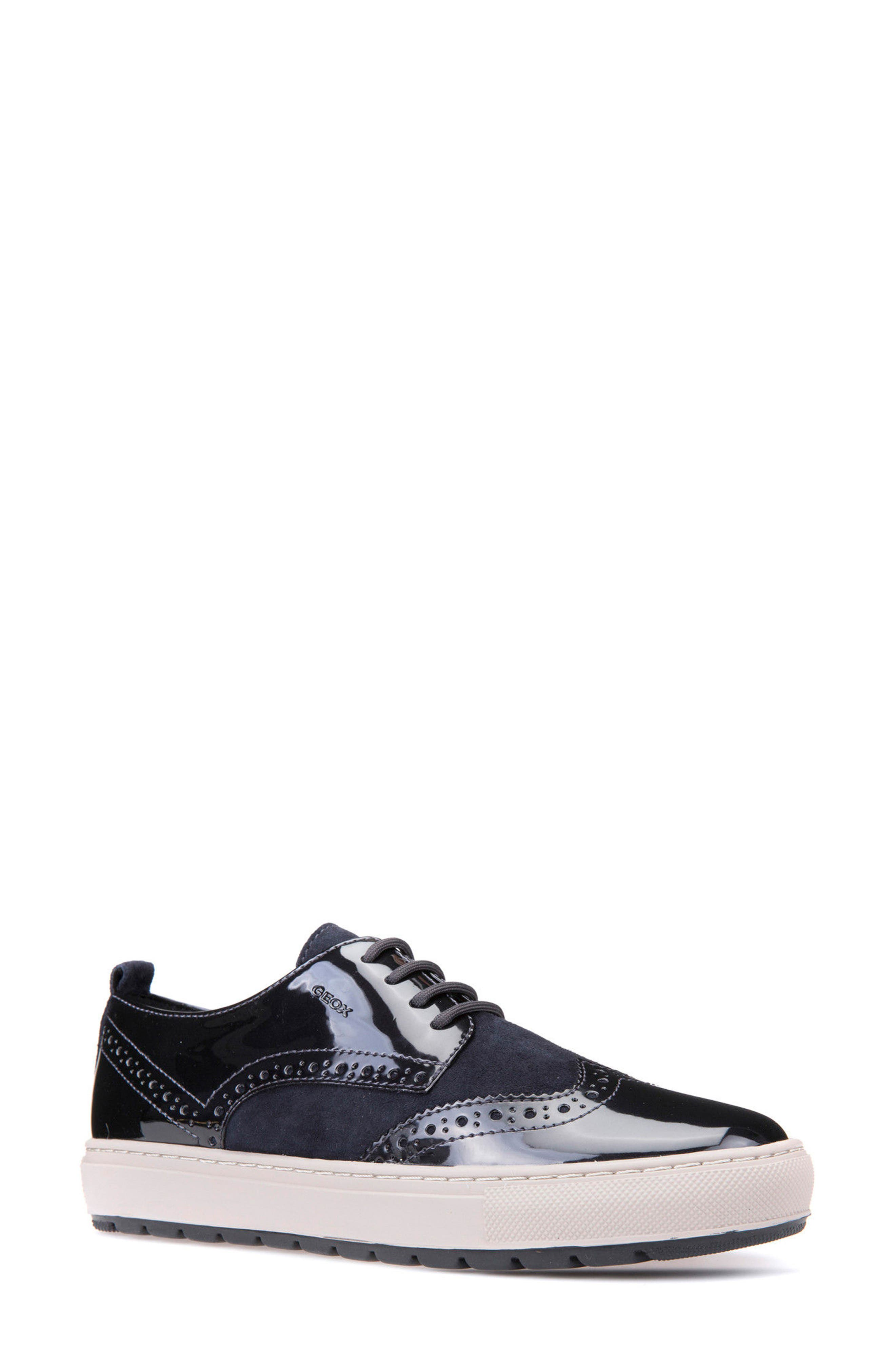 Breeda Oxford Sneaker,                         Main,                         color, 400