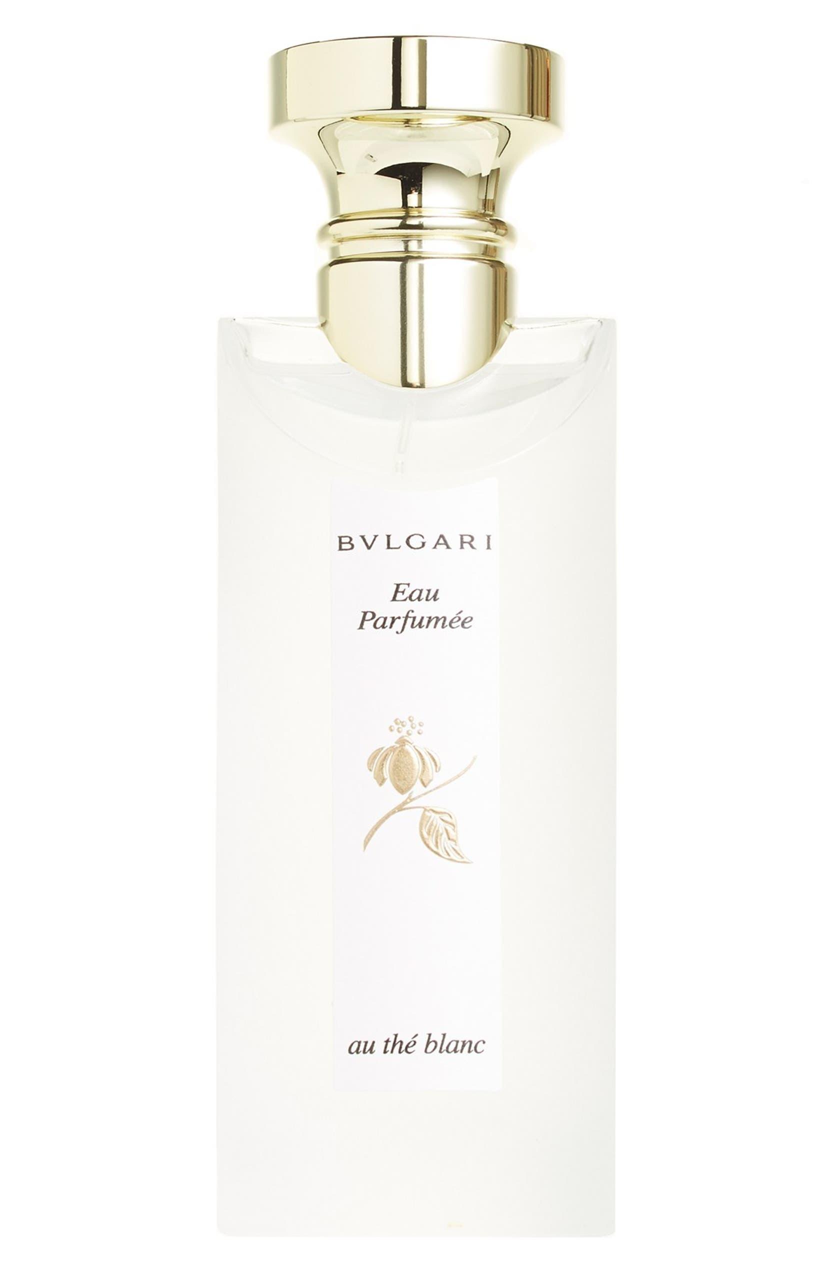 c7584833e4f BVLGARI  Eau Parfumée au thé blanc  Eau de Cologne Spray