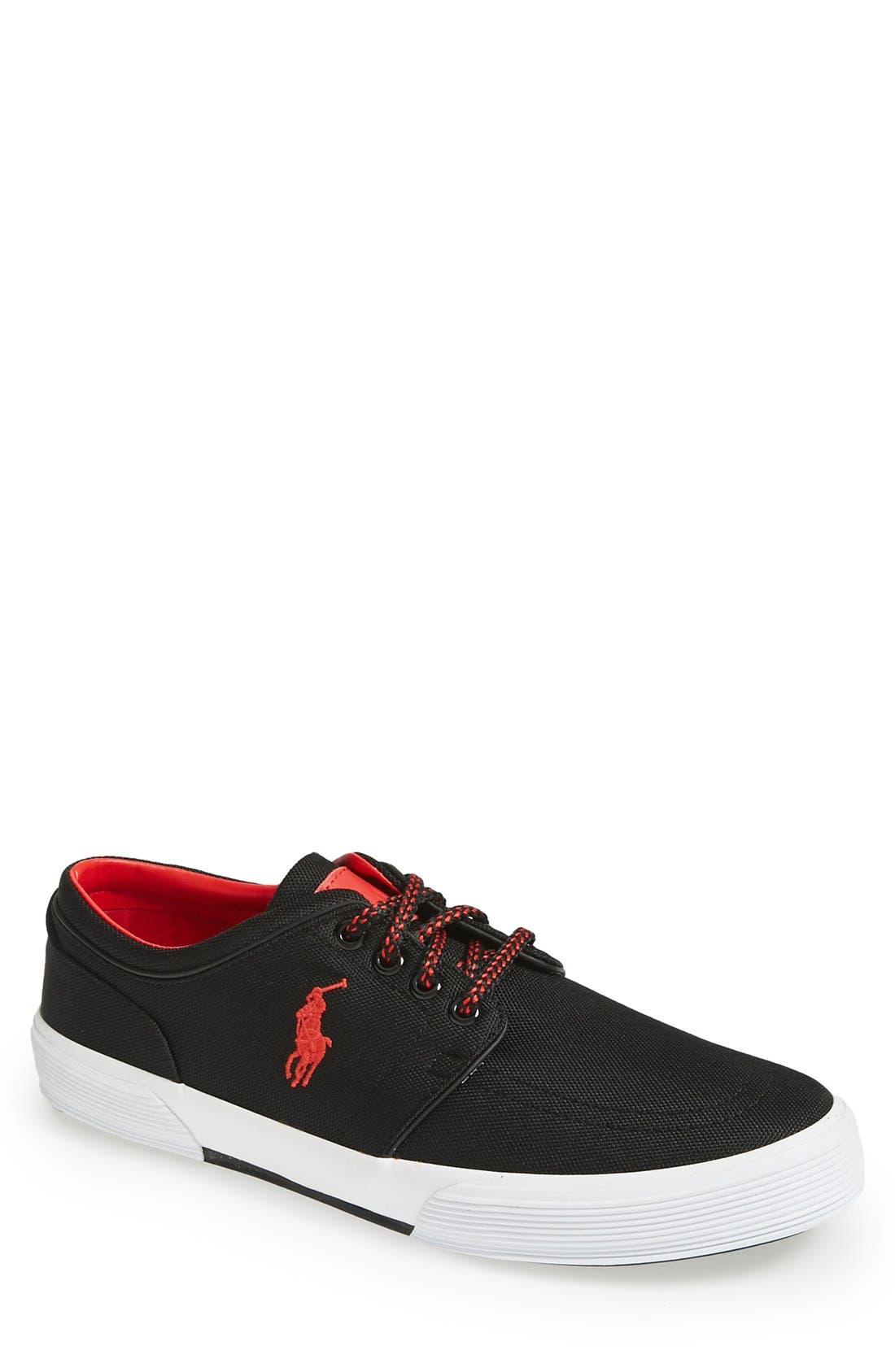 'Faxon Low' Sneaker,                         Main,                         color, 001