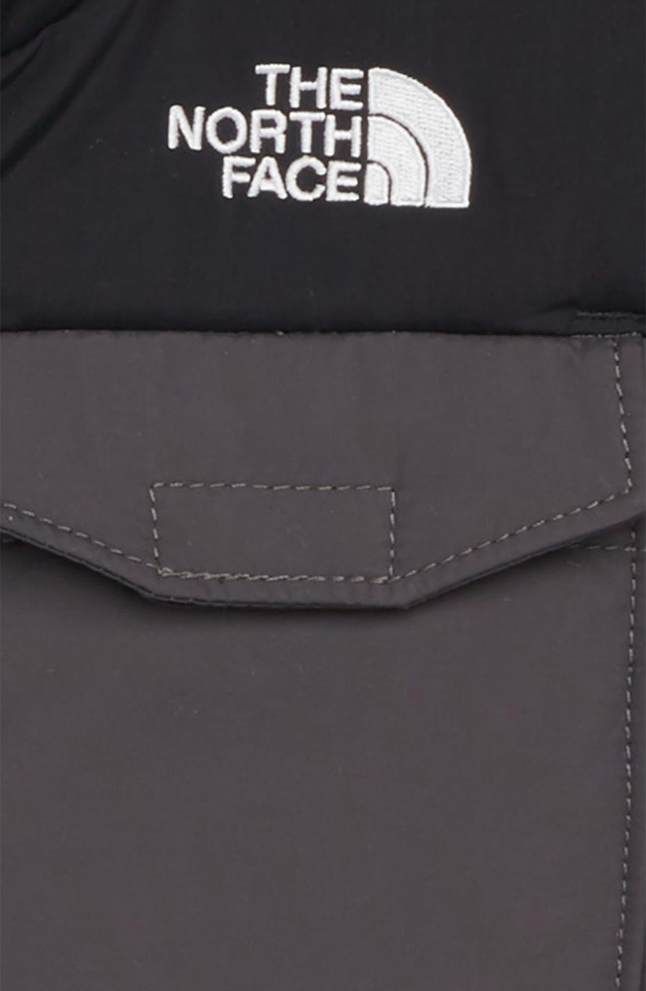 Patrick's Point Vest,                             Alternate thumbnail 2, color,                             GRAPHITE GREY/ TNF BLACK