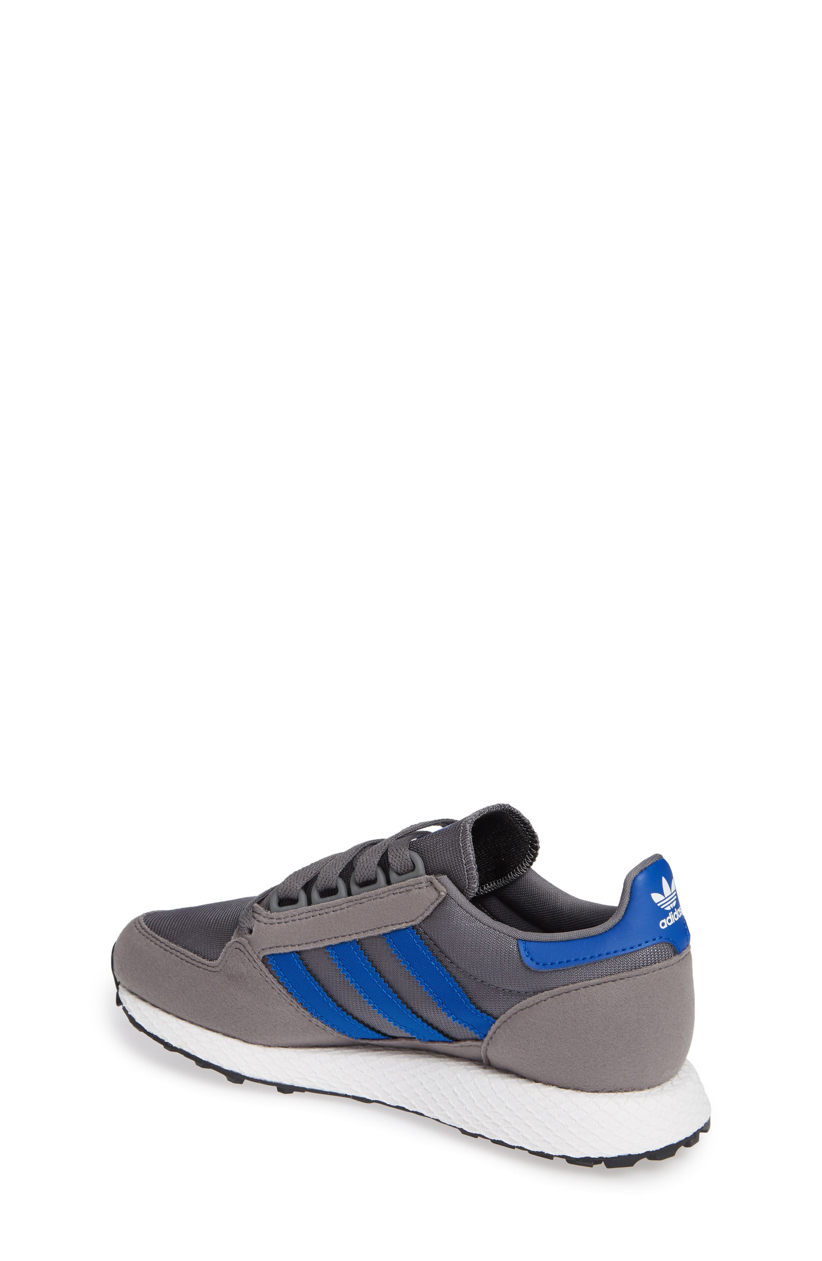 Forest Grove Sneaker,                             Alternate thumbnail 2, color,                             GREY/ COLLEGIATE ROYAL/ WHITE