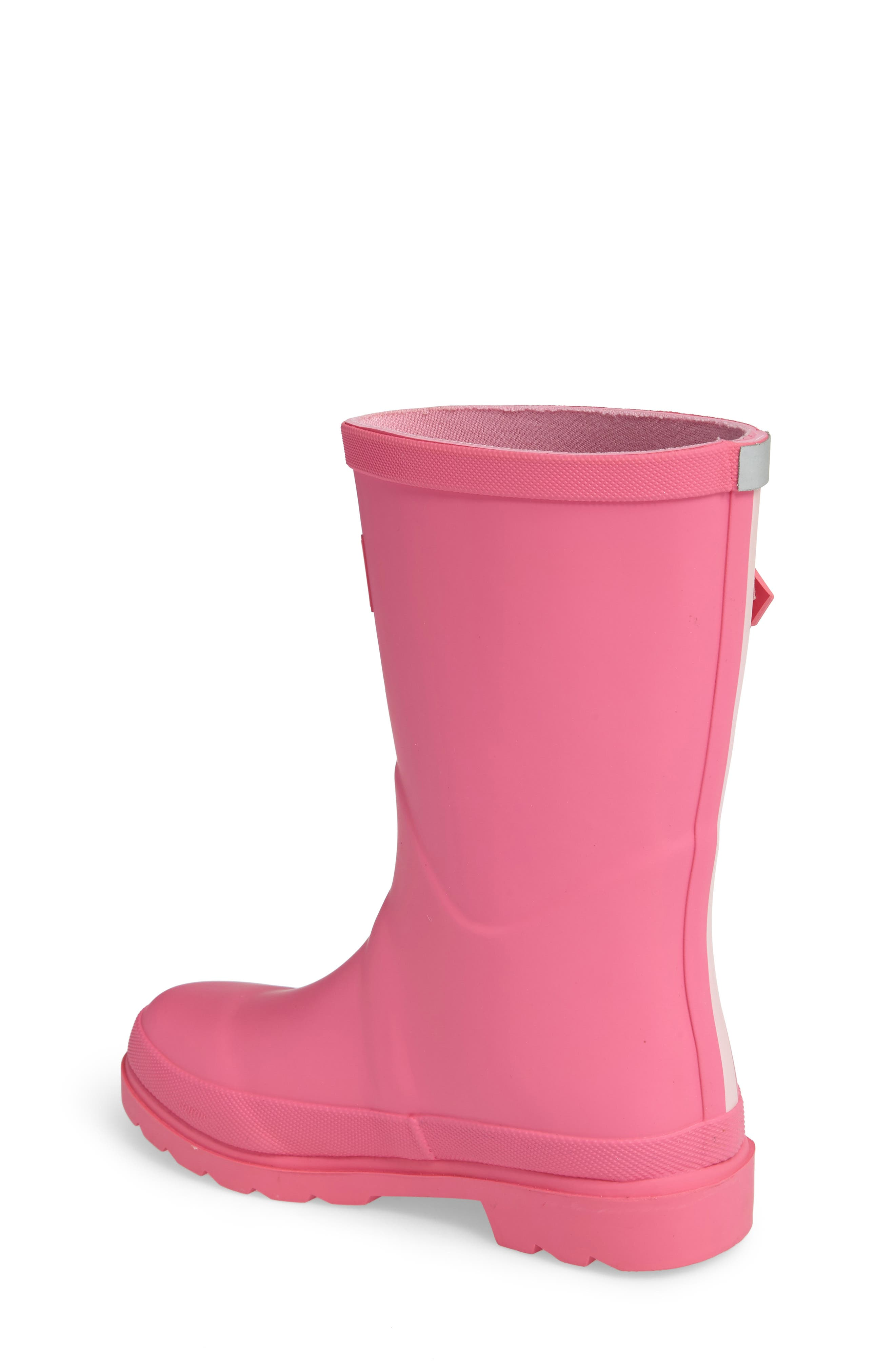 Welly Matte Waterproof Rain Boot,                             Alternate thumbnail 2, color,                             665