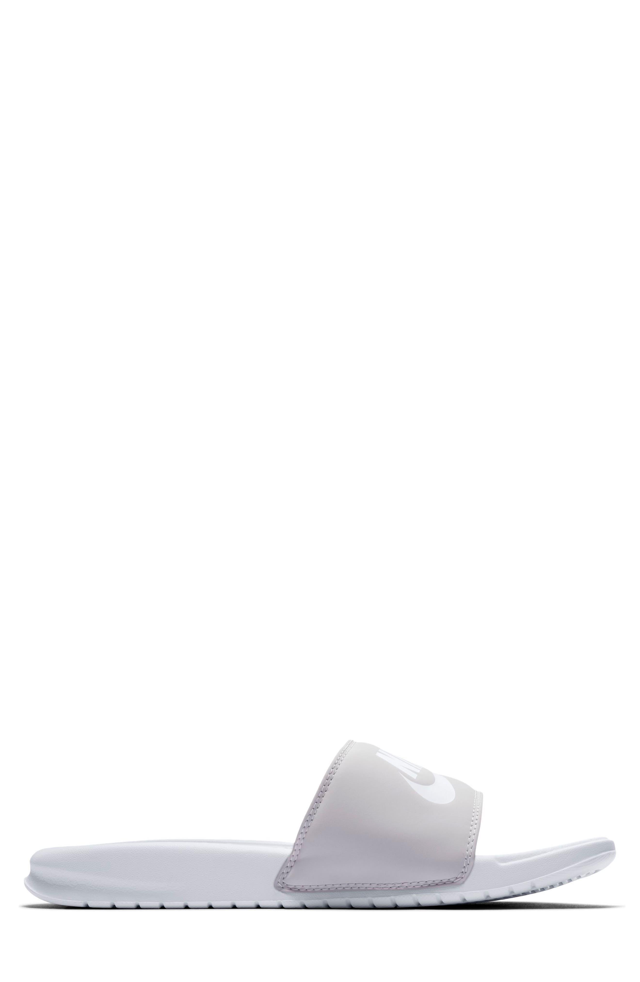 Benassi Slide Sandal,                             Alternate thumbnail 8, color,