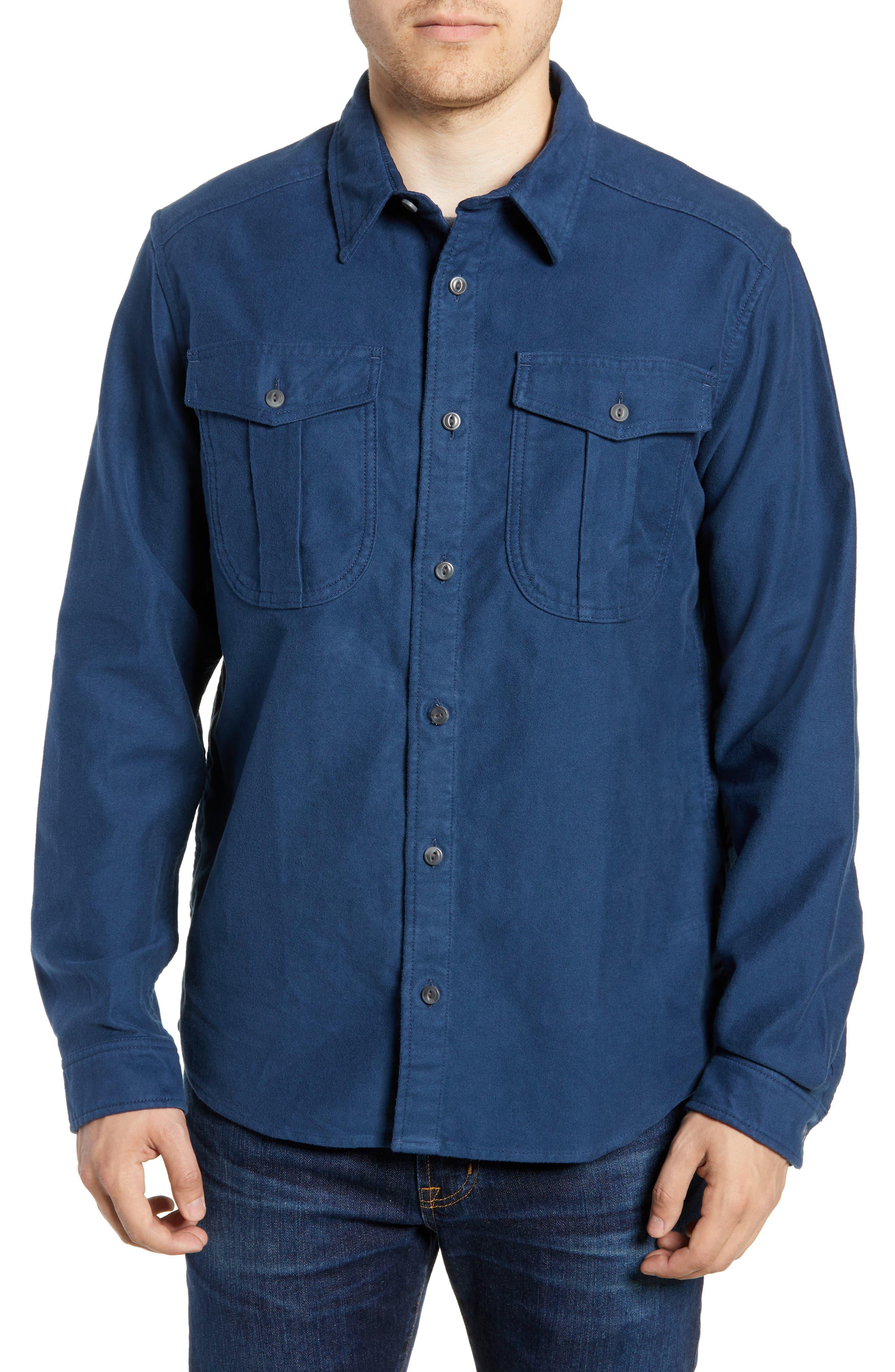 Topo Canyon Moleskin Shirt,                             Alternate thumbnail 2, color,                             400