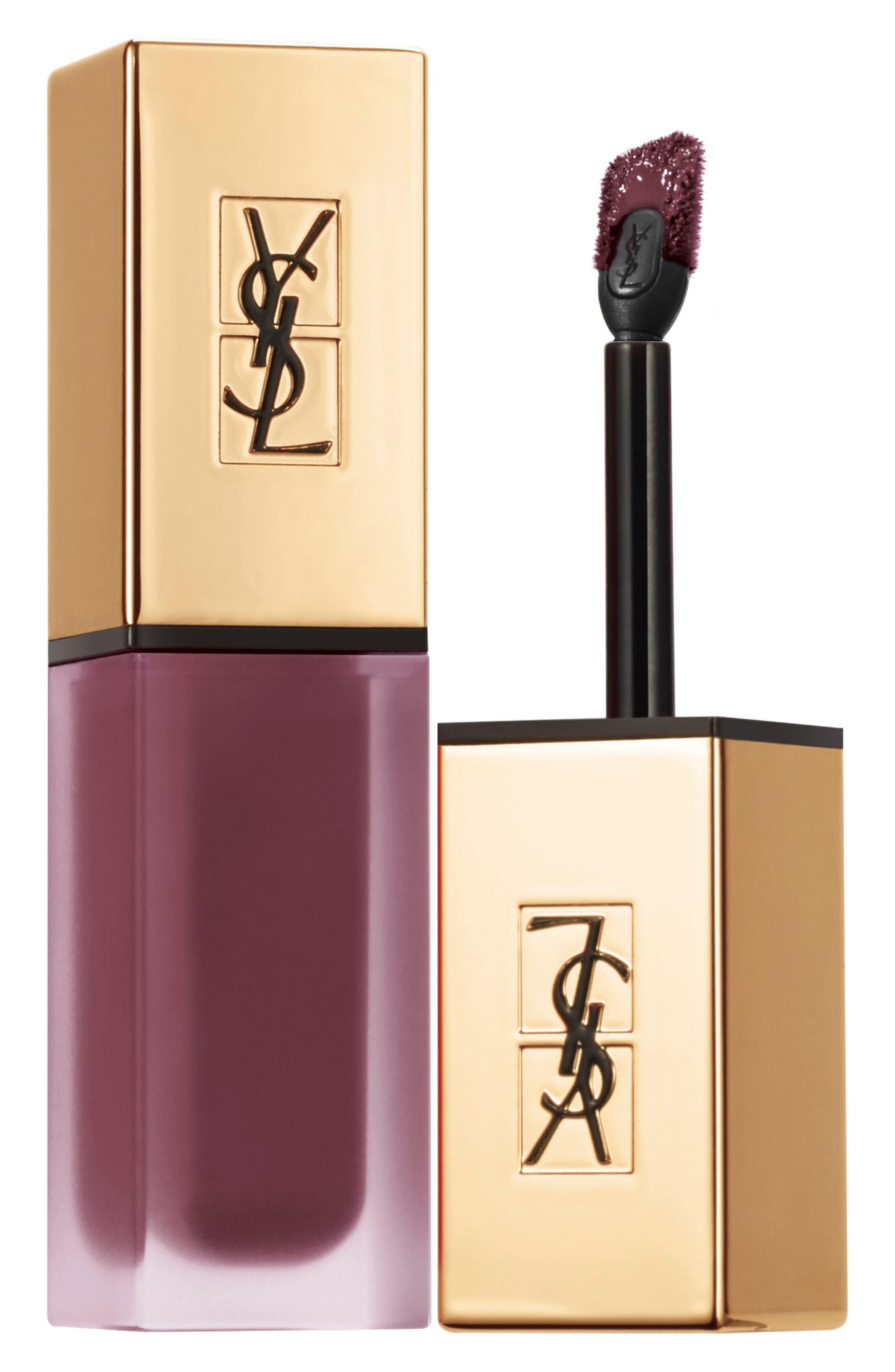 Yves Saint Laurent Tatouage Couture Liquid Matte Lip Stain - 27 Carmine Encounter