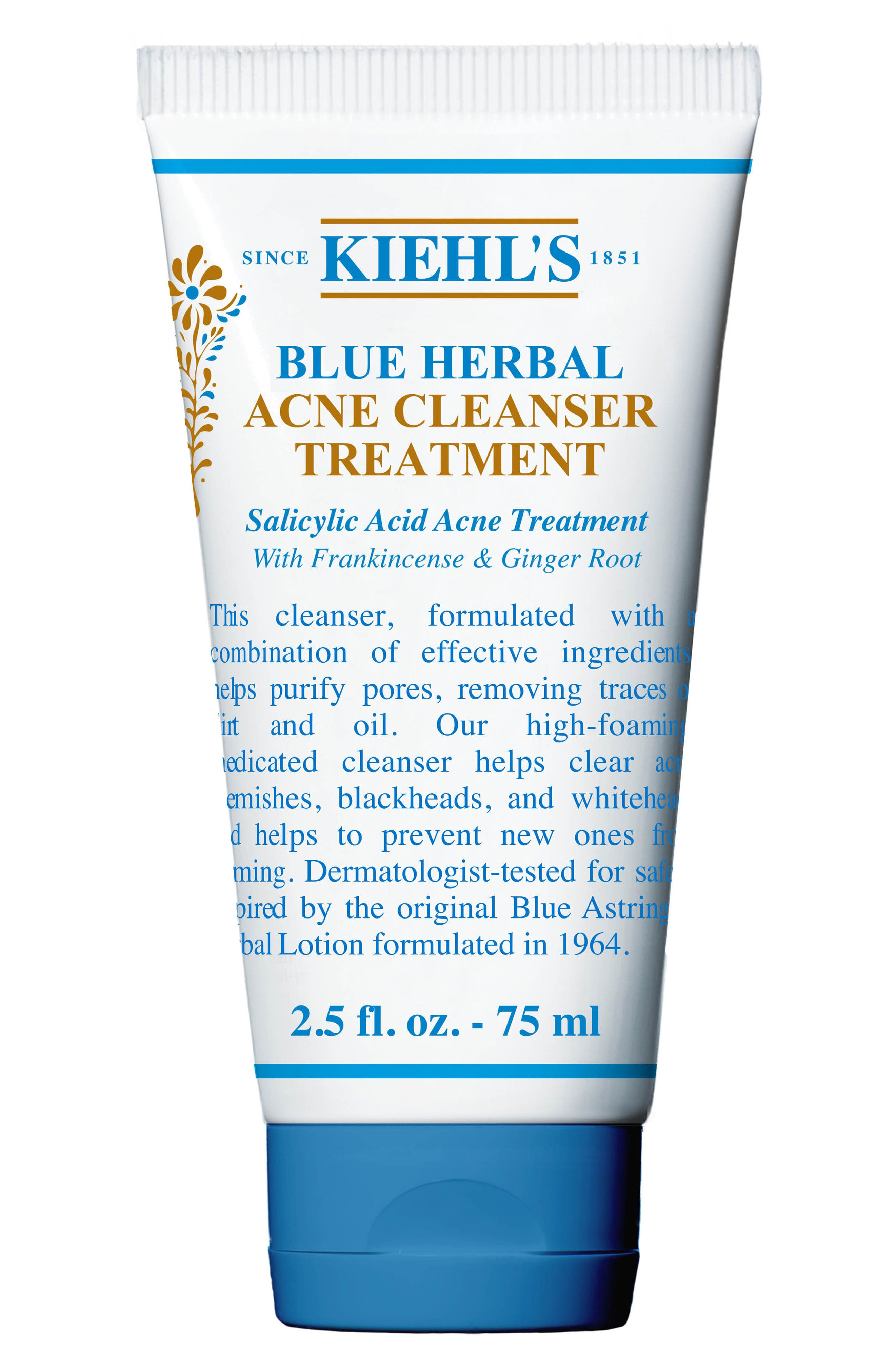 Blue Herbal Cleanser,                             Alternate thumbnail 2, color,                             NO COLOR