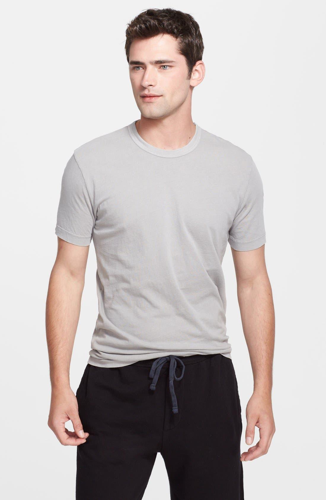 Crewneck Jersey T-Shirt,                             Main thumbnail 37, color,