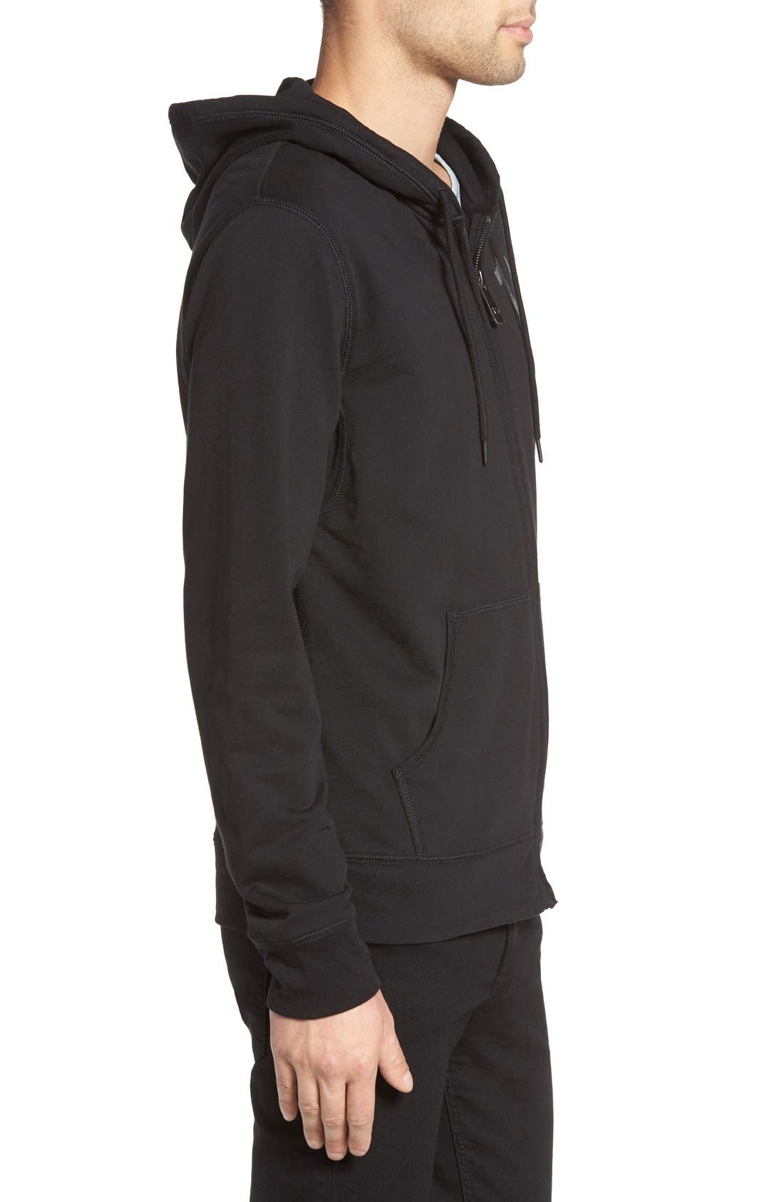 Zip Hoodie,                             Alternate thumbnail 28, color,
