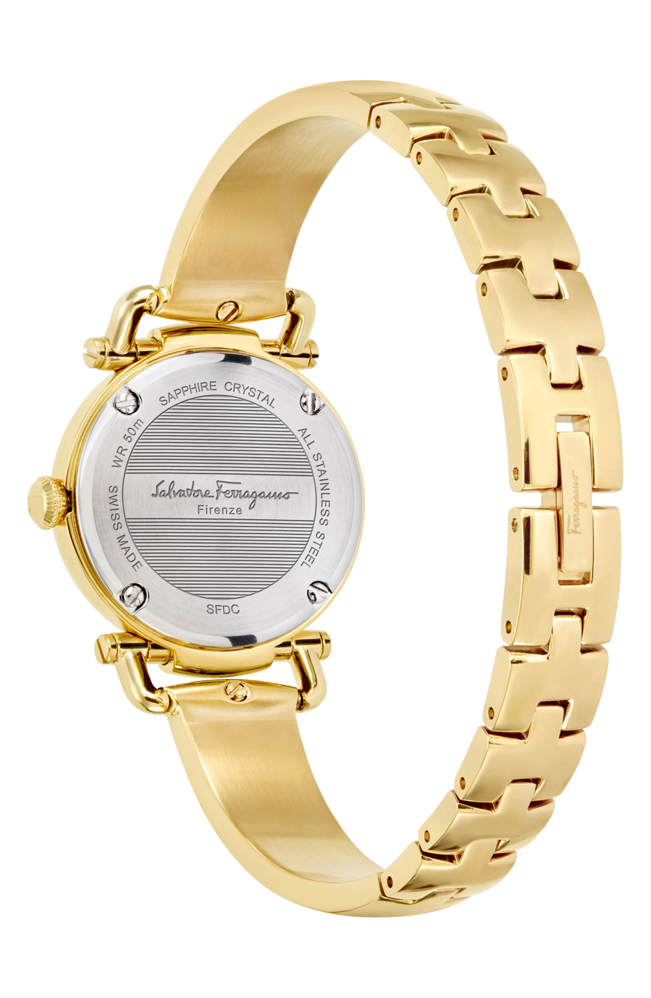 Gancino Casual Watch, 26mm,                             Alternate thumbnail 2, color,                             GOLD