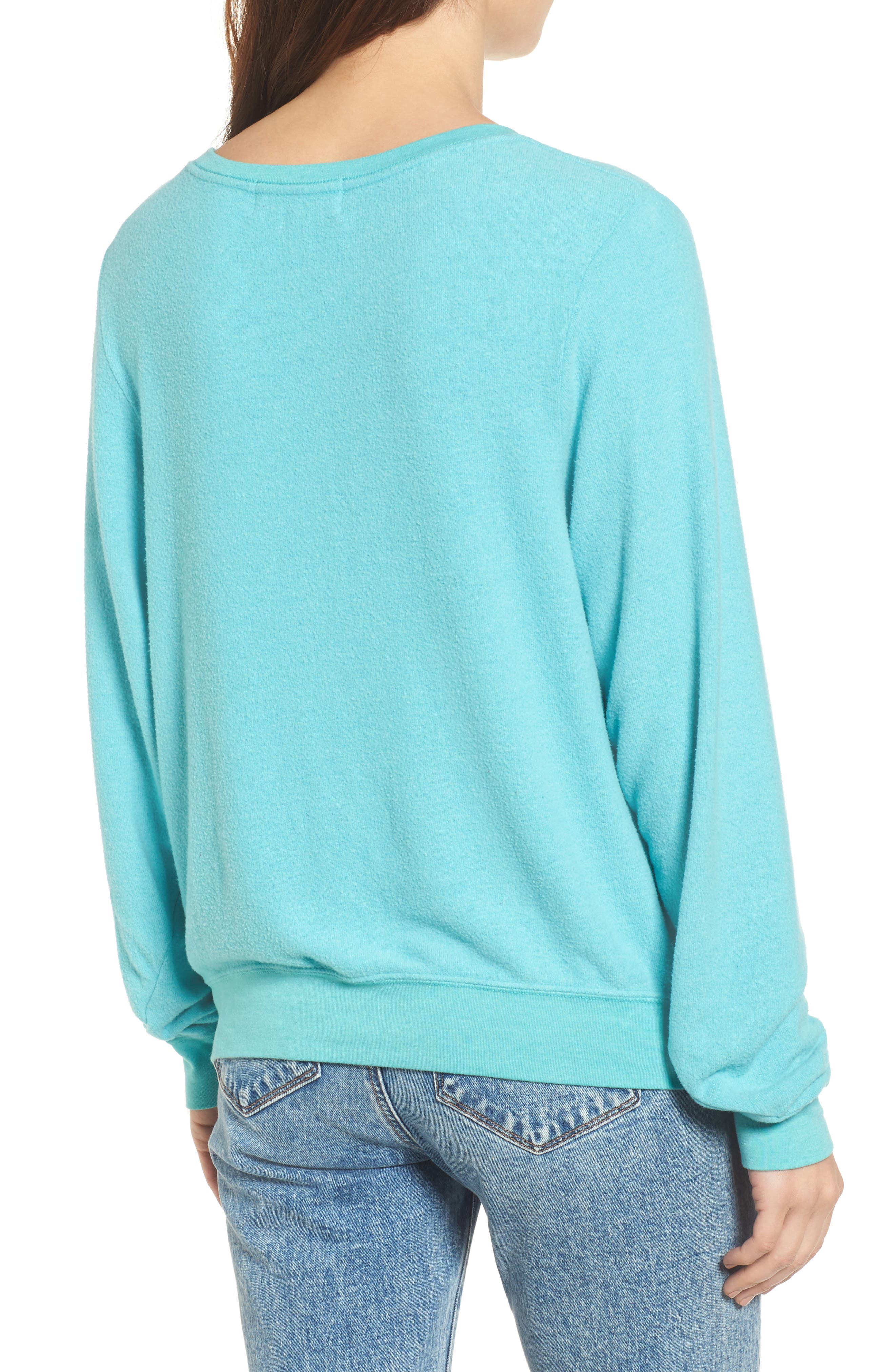 'Baggy Beach Jumper' Pullover,                             Alternate thumbnail 52, color,