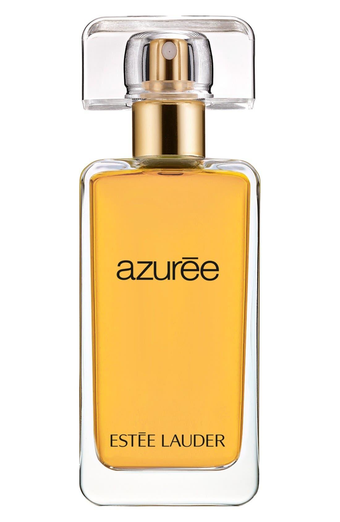 Azurée Eau de Parfum Spray,                             Main thumbnail 1, color,