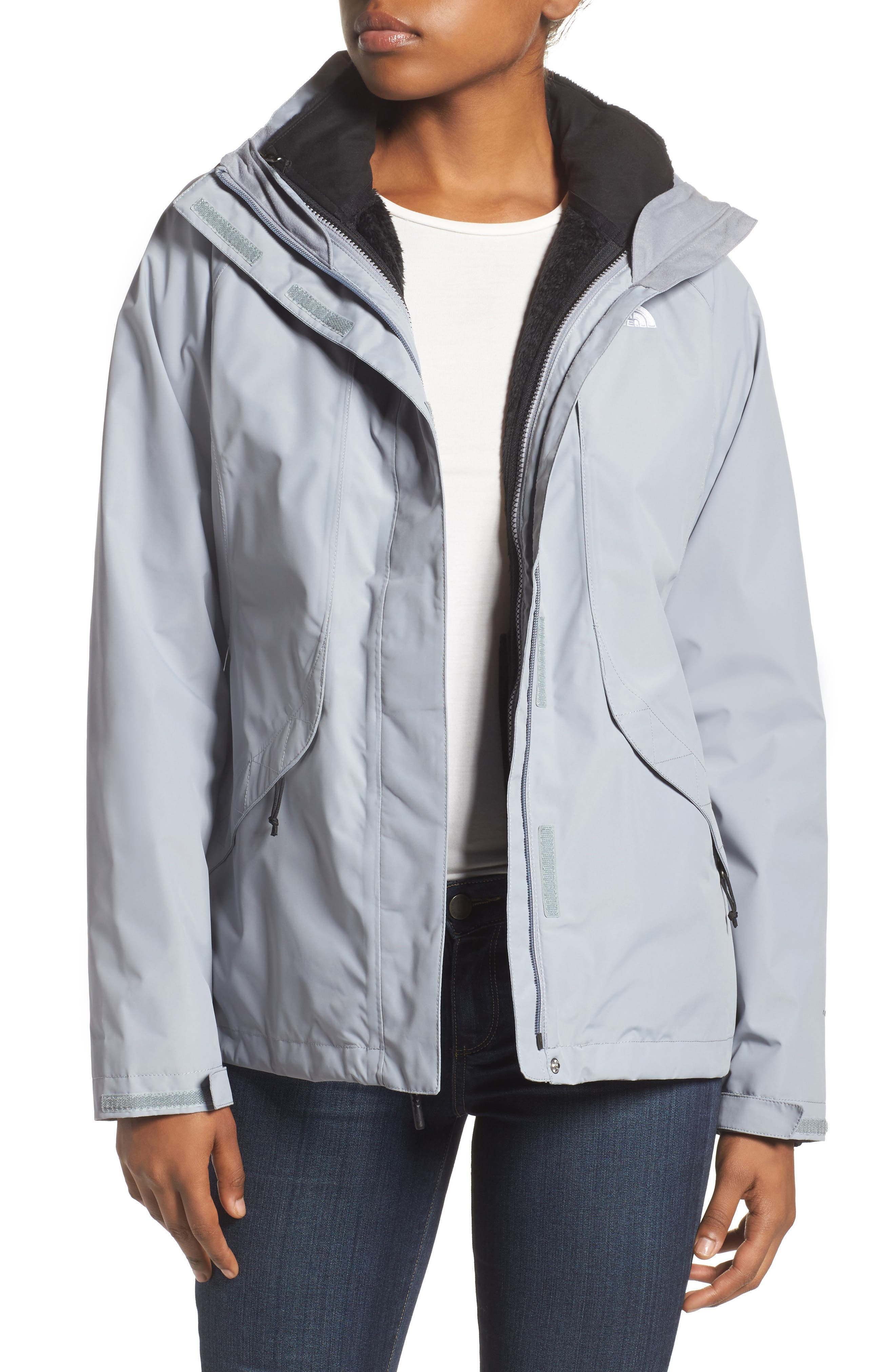 Boundary Triclimate<sup>®</sup> 3-in-1 Jacket,                         Main,                         color, 030