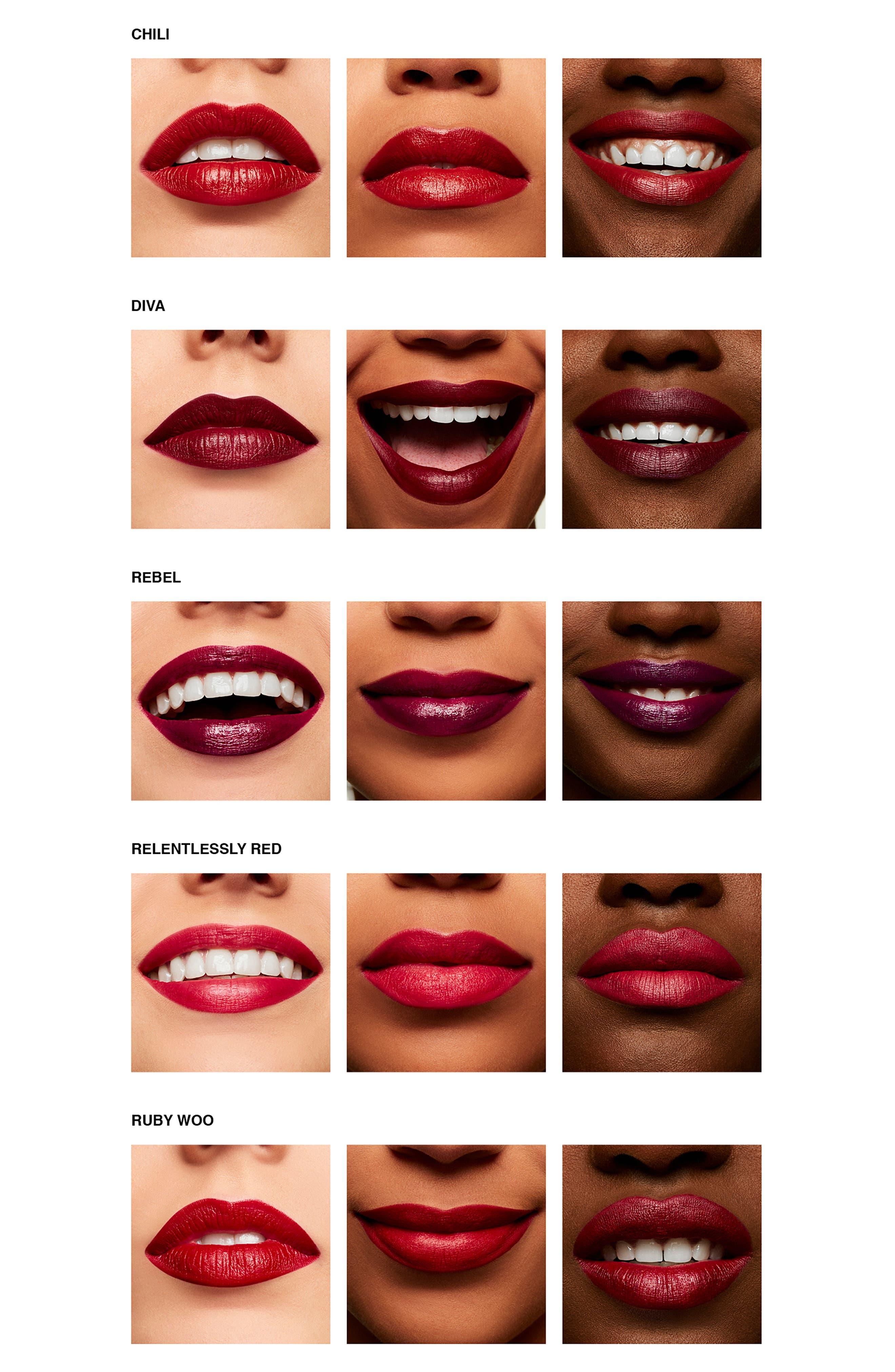 MAC Shiny Pretty Things Lip Kit,                             Alternate thumbnail 2, color,                             NO COLOR