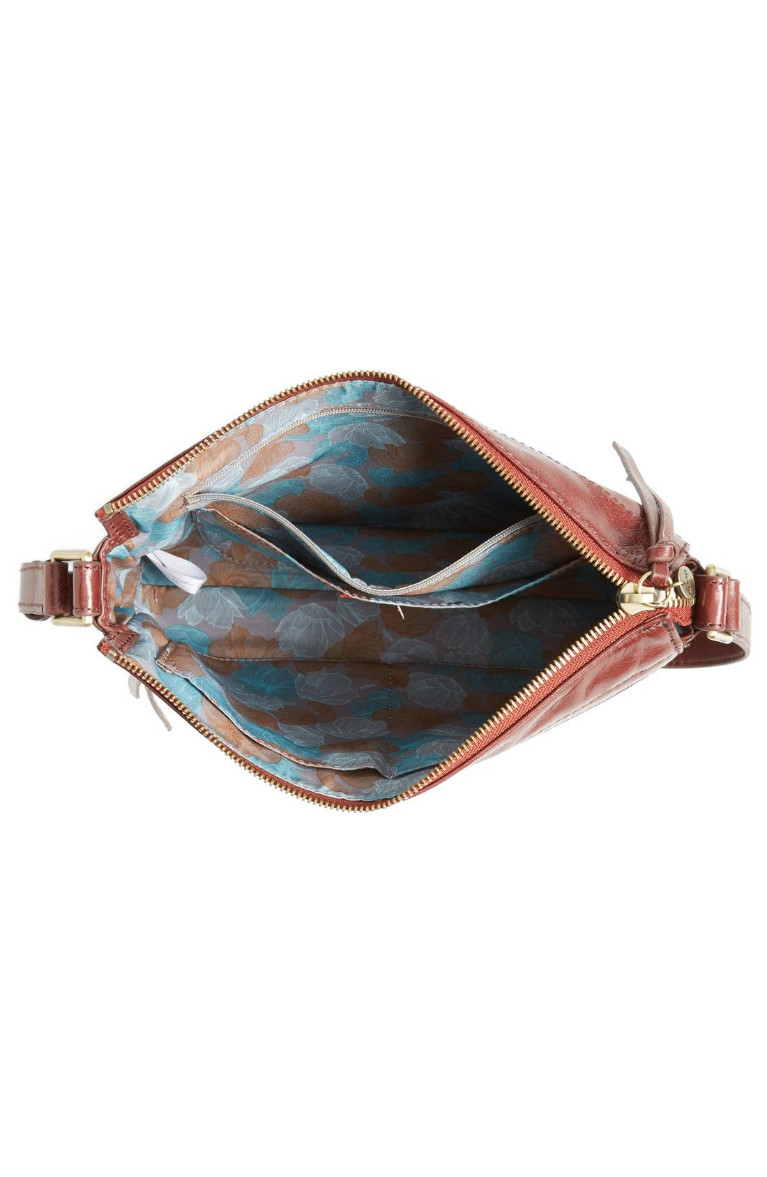 Tobey Leather Crossbody Bag,                             Alternate thumbnail 47, color,