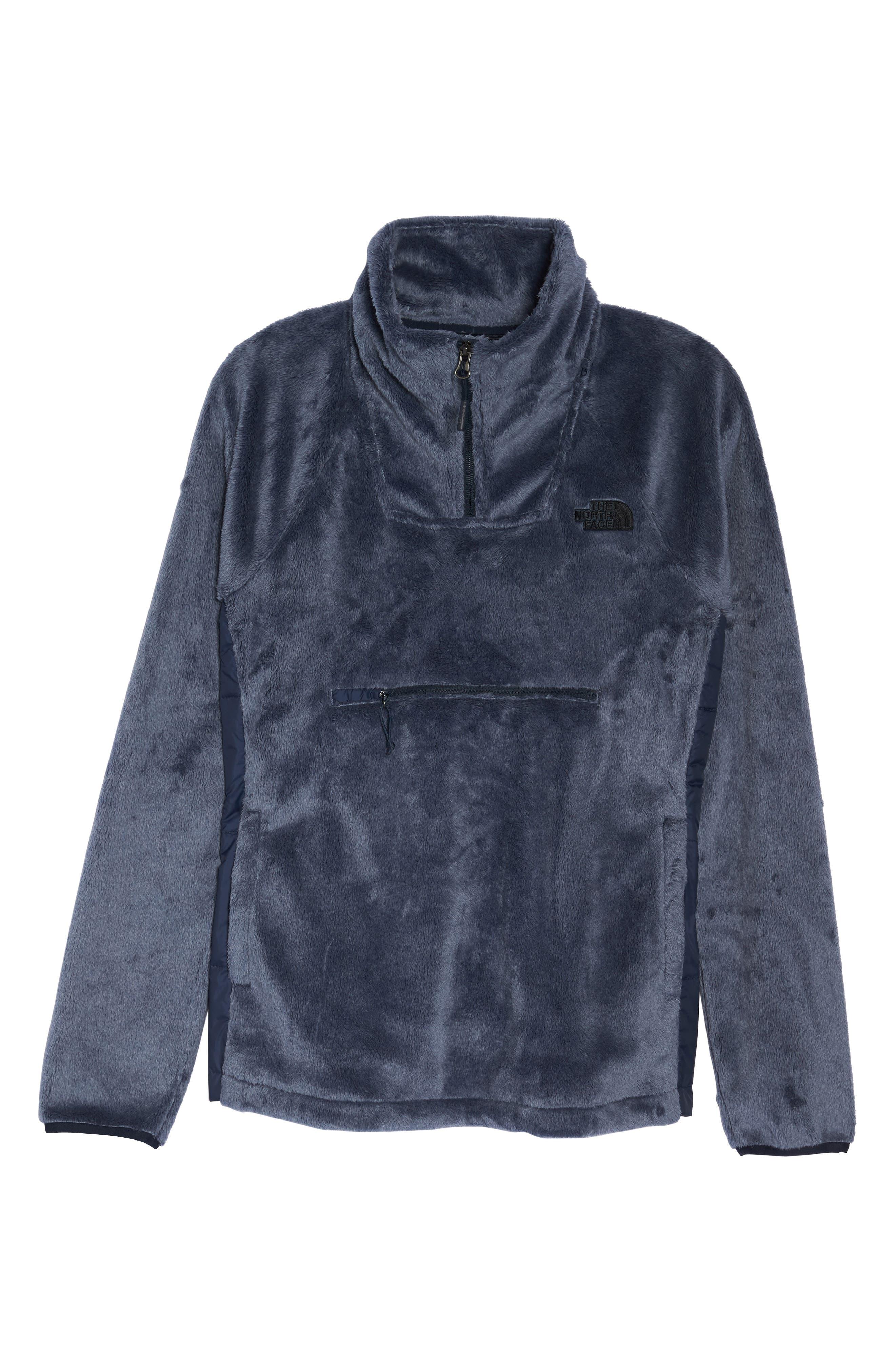 Osito Sport Hybrid Pullover Jacket,                             Alternate thumbnail 6, color,                             401