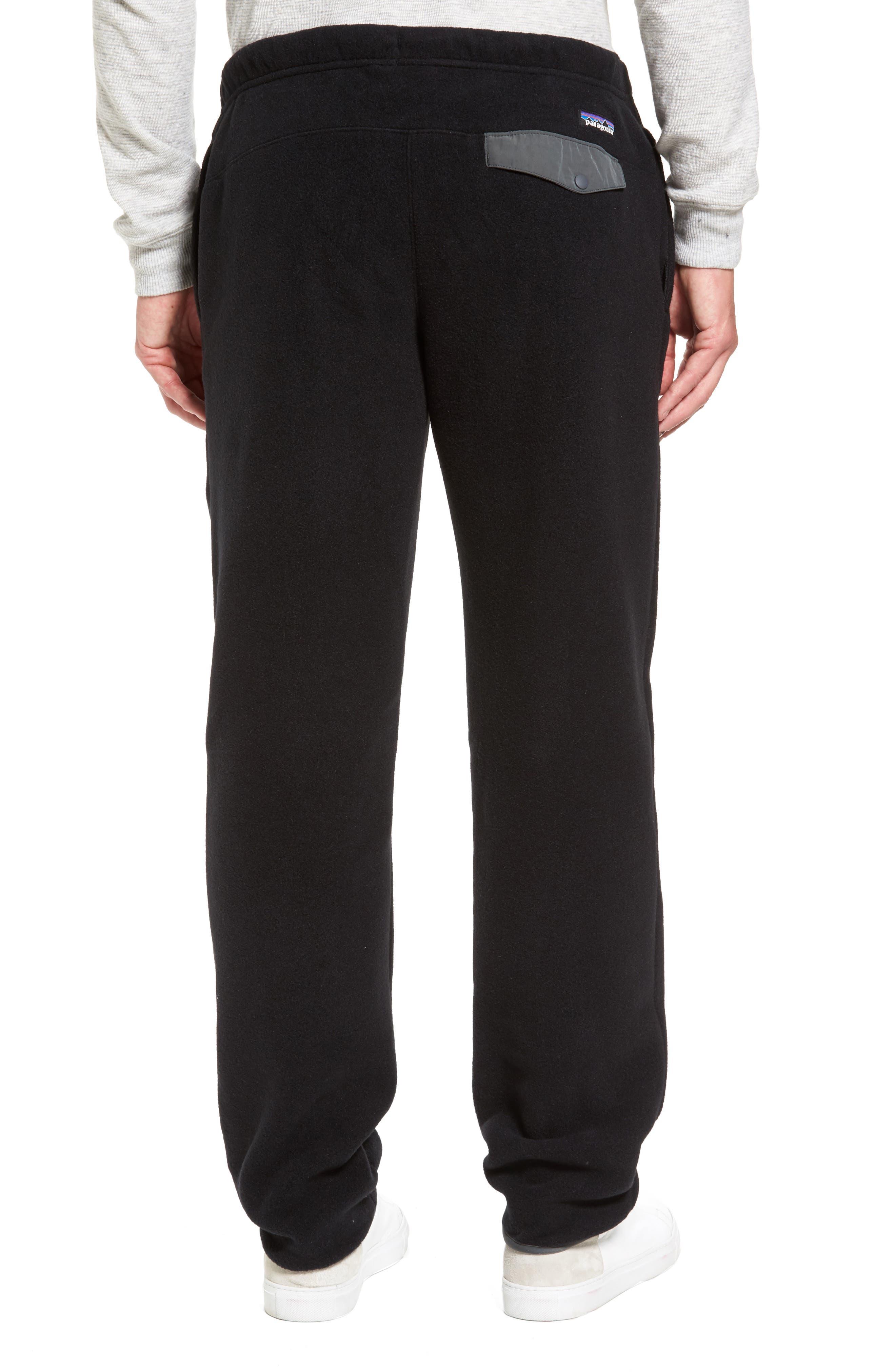 Synchilla<sup>®</sup> Fleece Pants,                             Alternate thumbnail 2, color,                             001